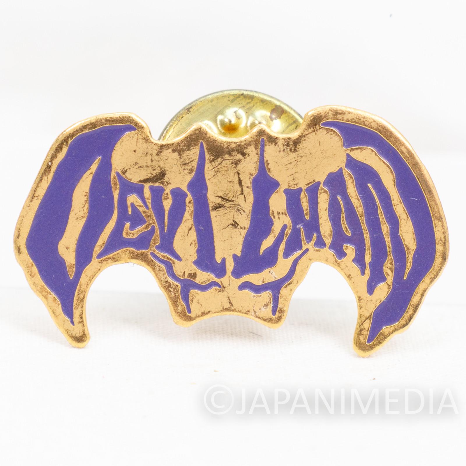 Devilman Metal Pins JAPAN ANIME MANGA NAGAI GO