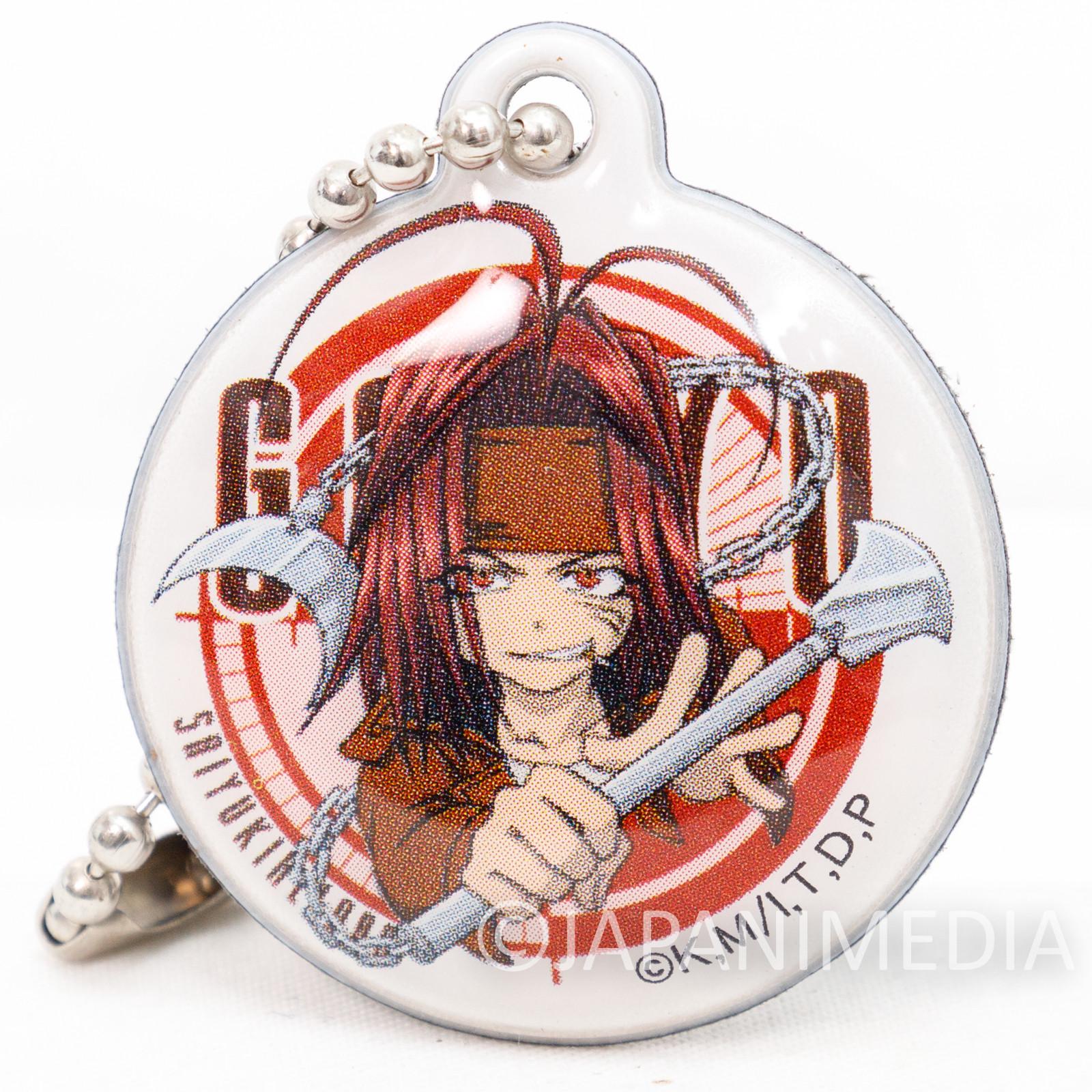 Gensomaden SAIYUKI Sha Gojyo Screen Cleaner Mascot w/Ballchain