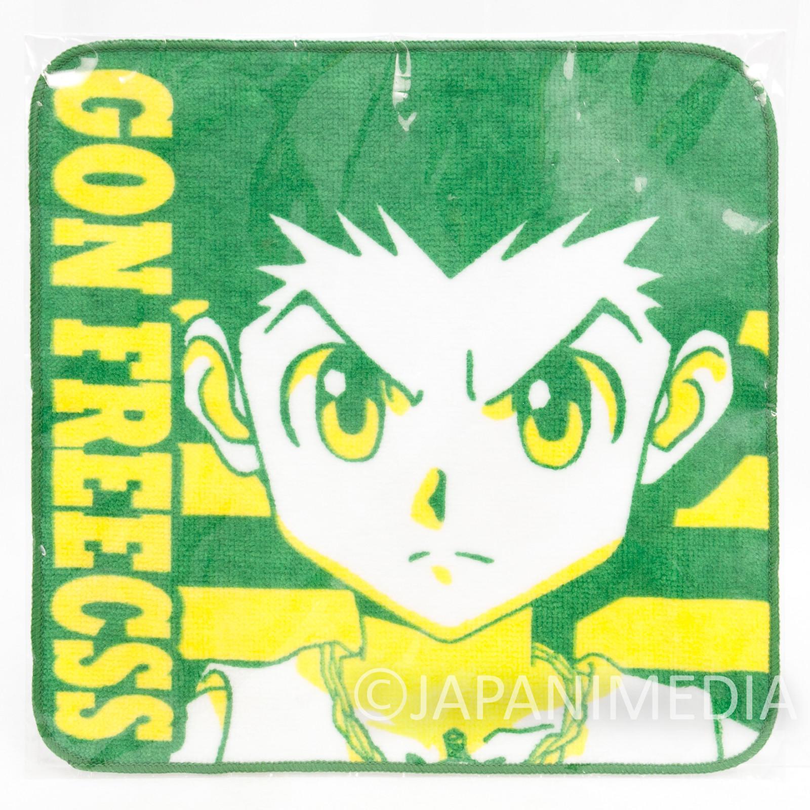 Hunter × Hunter Gon Freecss Mini Towel 8x8inch JAPAN ANIME MANGA