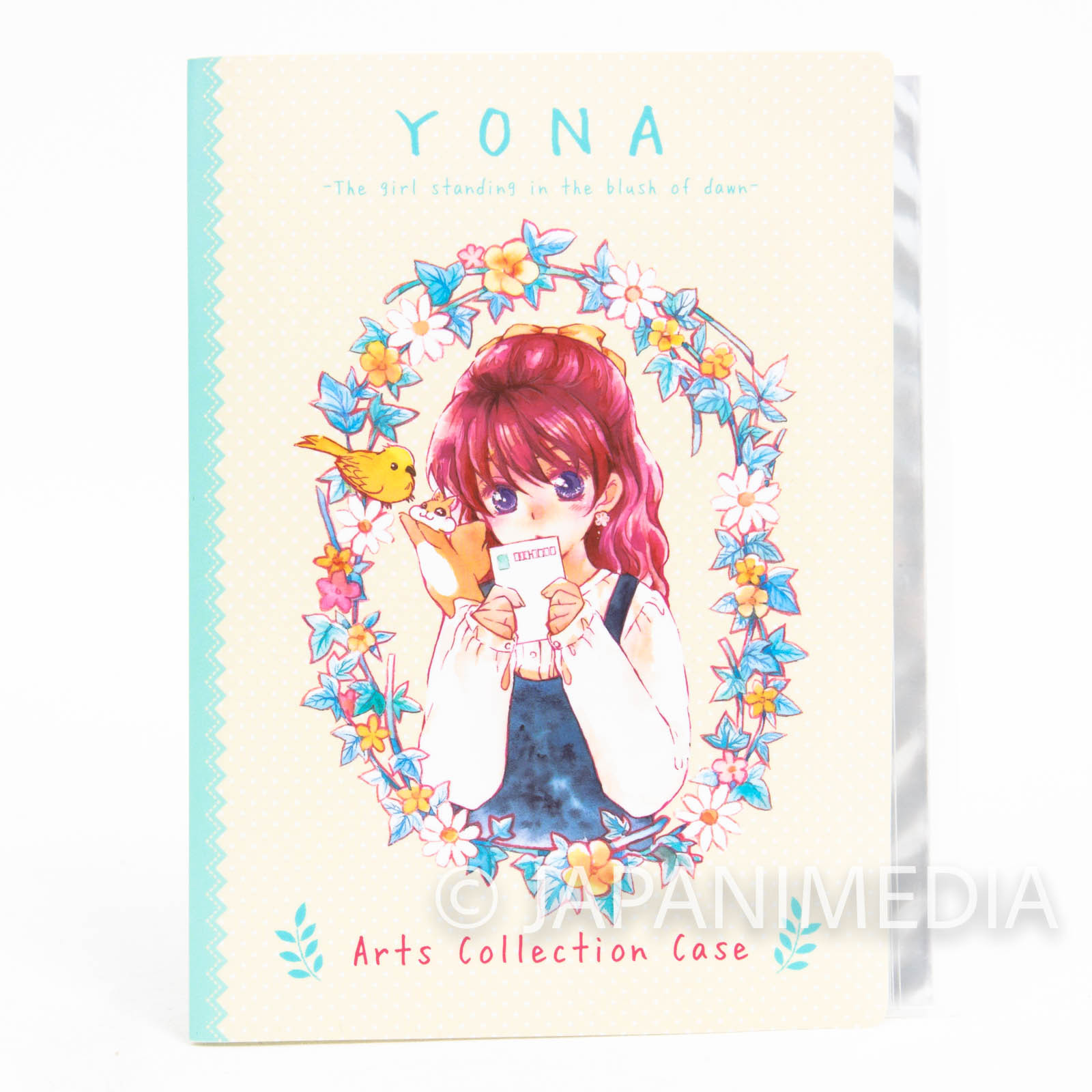 Yona of the Dawn Arts collection Post card case [Yona | Hak] JAPAN MANGA 2