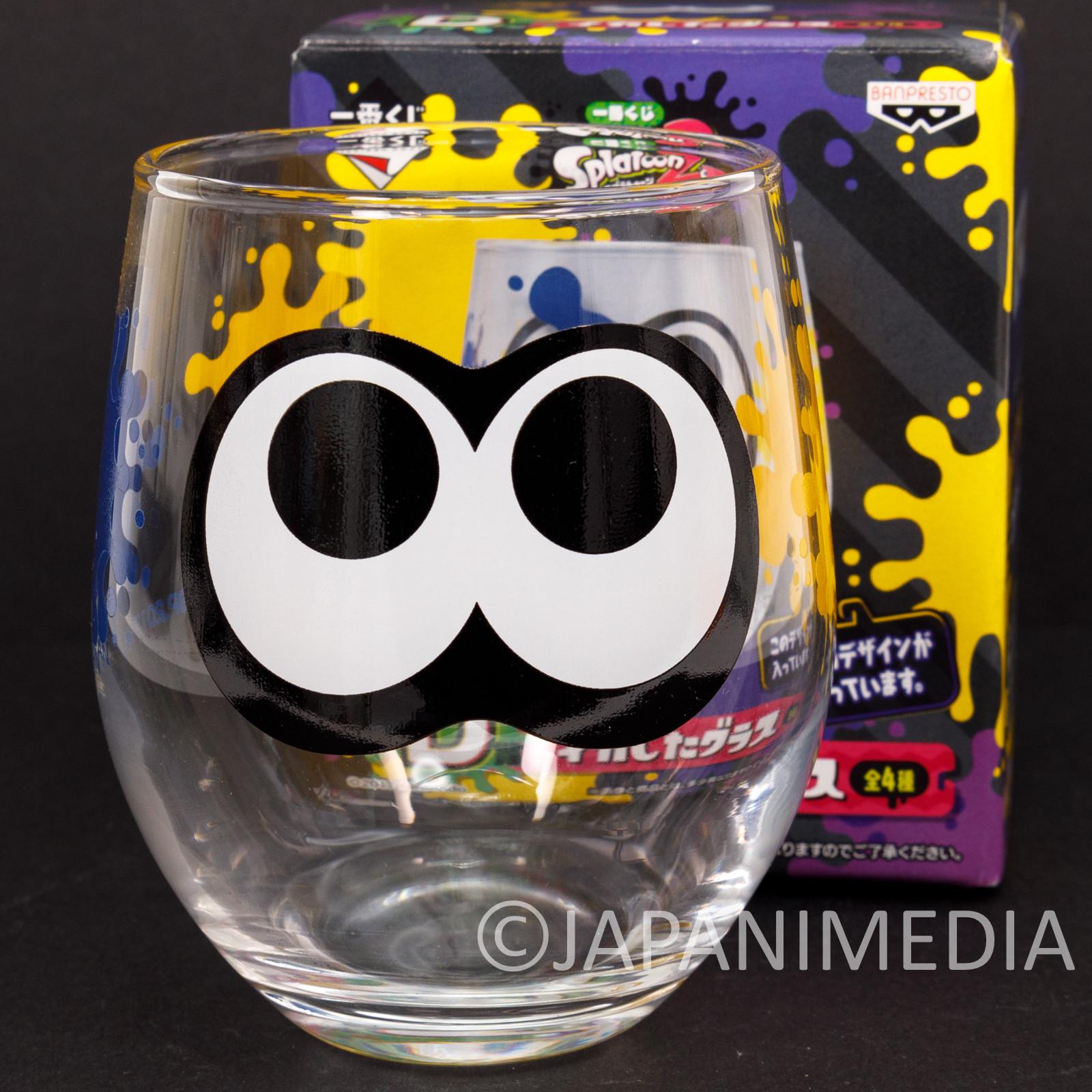 Splatoon Glass #3 Banpresto Nintendo JAPAN Nintendo Switch