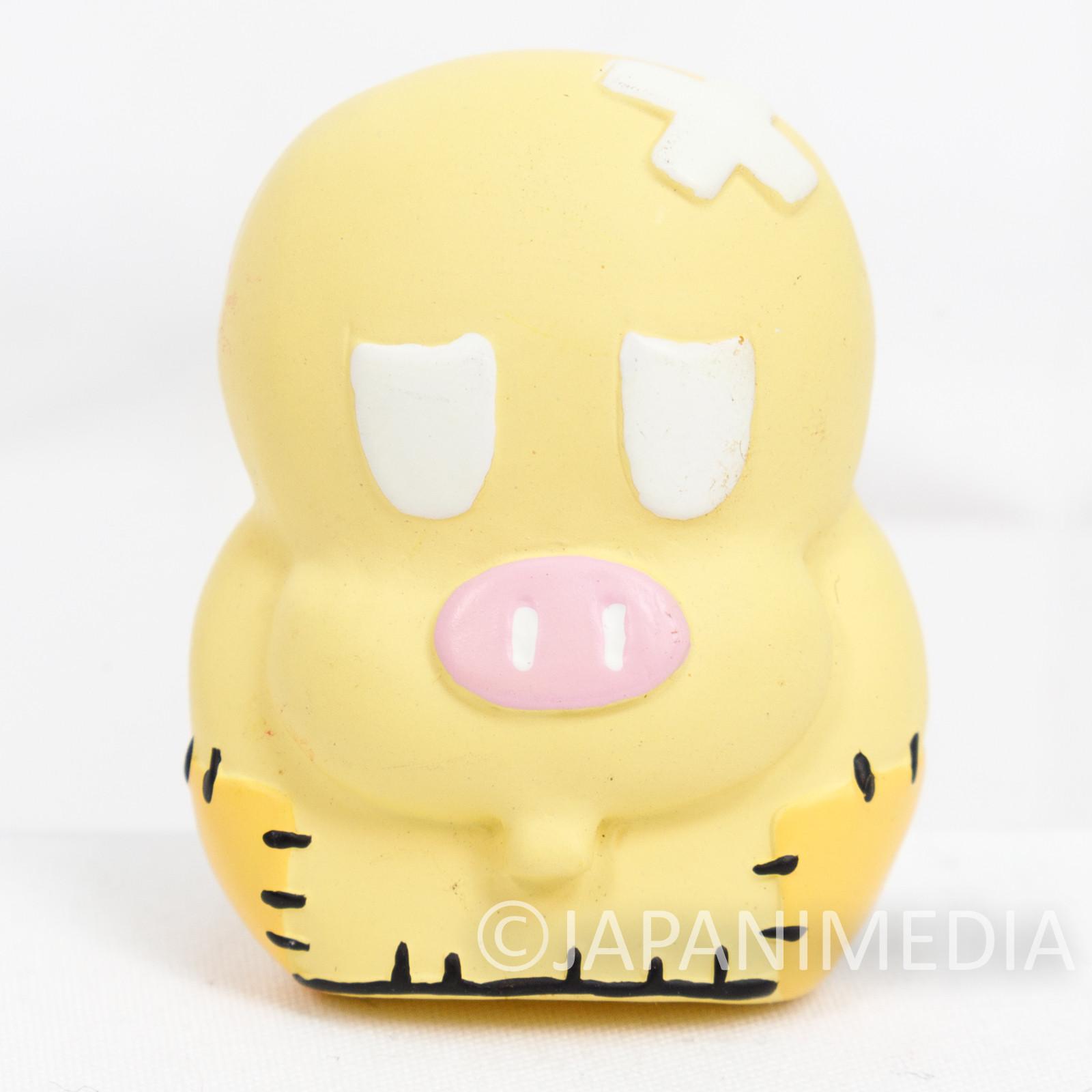 Retro RARE! Hyoutan-tsugi Mascot Figure Magnet Osamu Tezuka JAPAN ANIME