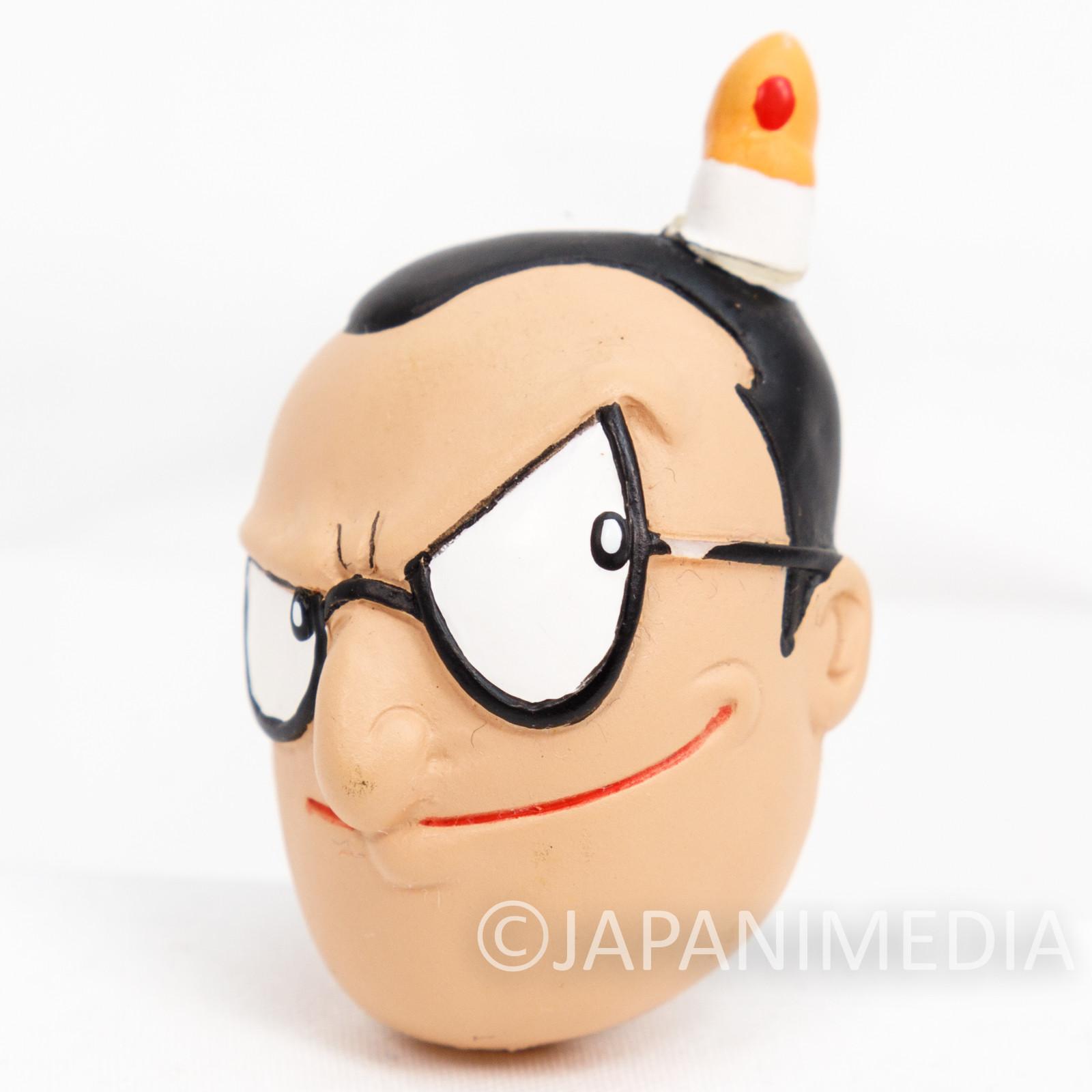 Retro RARE! Black Jack Acetylene Lamp Mascot Figure Magnet Osamu Tezuka