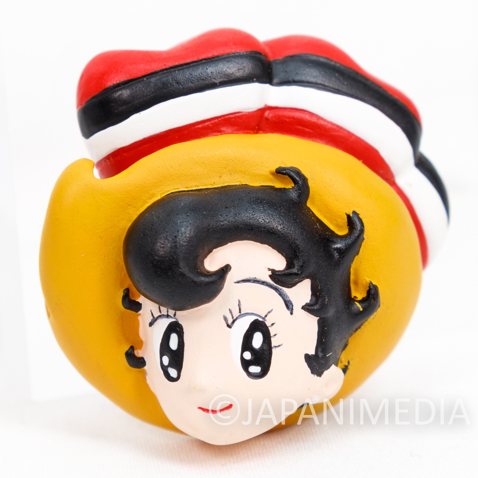 Retro RARE! Princess Knight Sapphire Mascot Figure Magnet Osamu Tezuka JAPAN