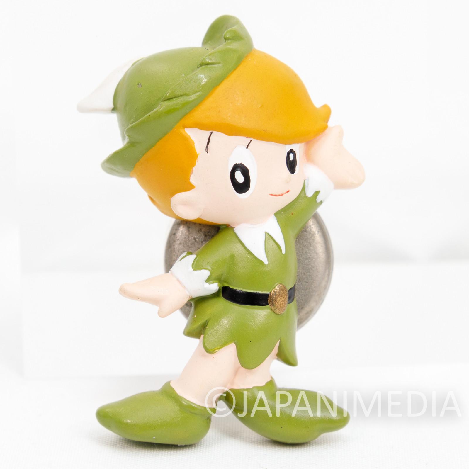 Retro RARE! Princess Knight Tink Mascot Figure Magnet Osamu Tezuka JAPAN