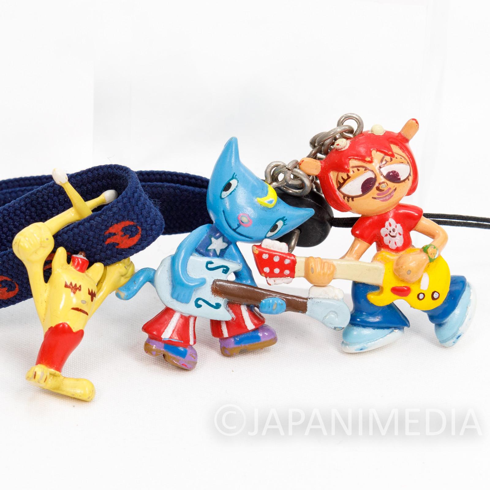 UmJammer Lammy Figure Strap JAPAN GAME USED