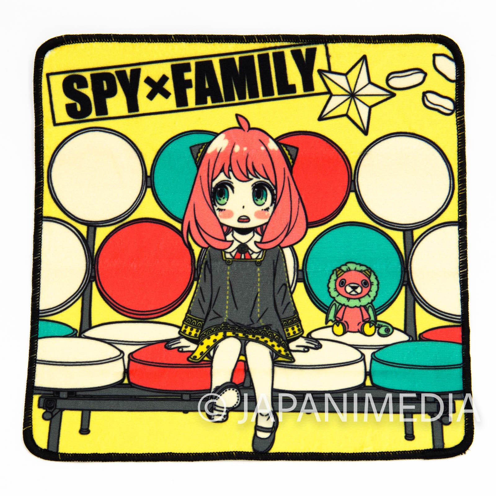 Spy x Family Mini Towel [E : Anya & Chimera] JAPAN MANGA
