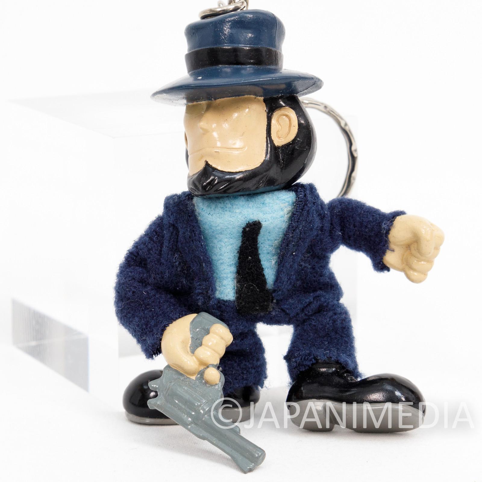 Lupin the Third (3rd) Jigen Figure Doll Keychain Banpresto JAPAN ANIME MANGA