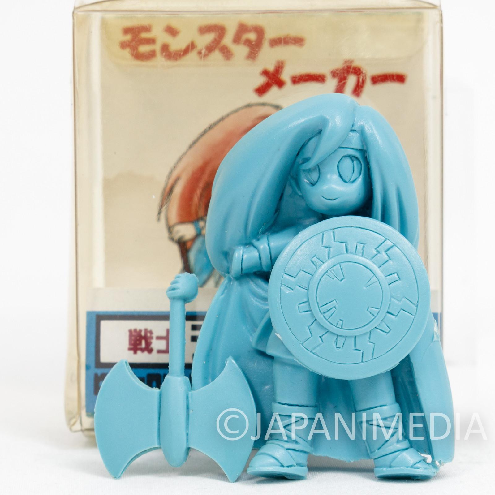 Monster Maker Diane Fighter Resin Cast Model Kit Kotobukiya JAPAN GAME