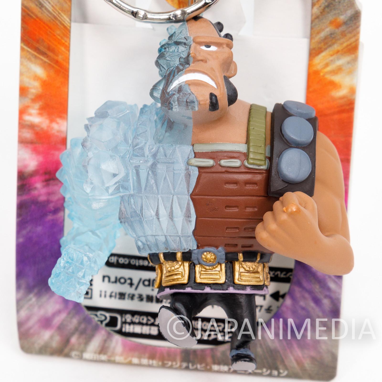 One Piece Diamond Jozu Figure Keychain Banpresto JAPAN ANIME