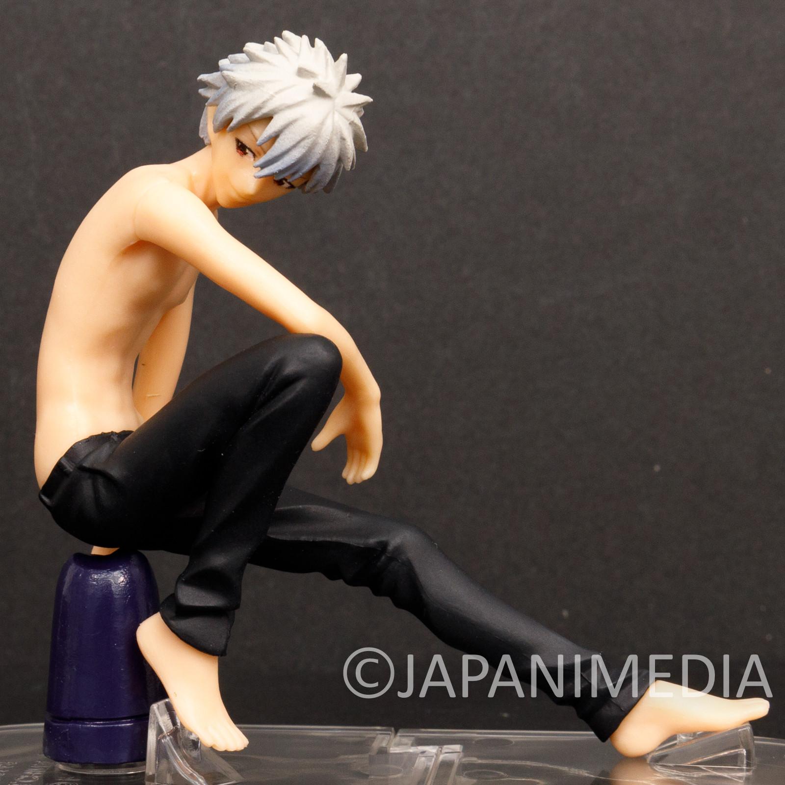 Evangelion Nagisa Kaworu Mini Figure BANDAI JAPAN ANIME MANGA