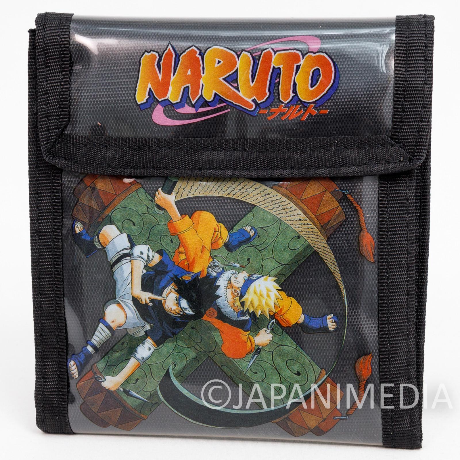 Naruto Shippuden Wallet Purse Jump Festa 2004 JAPAN ANIME