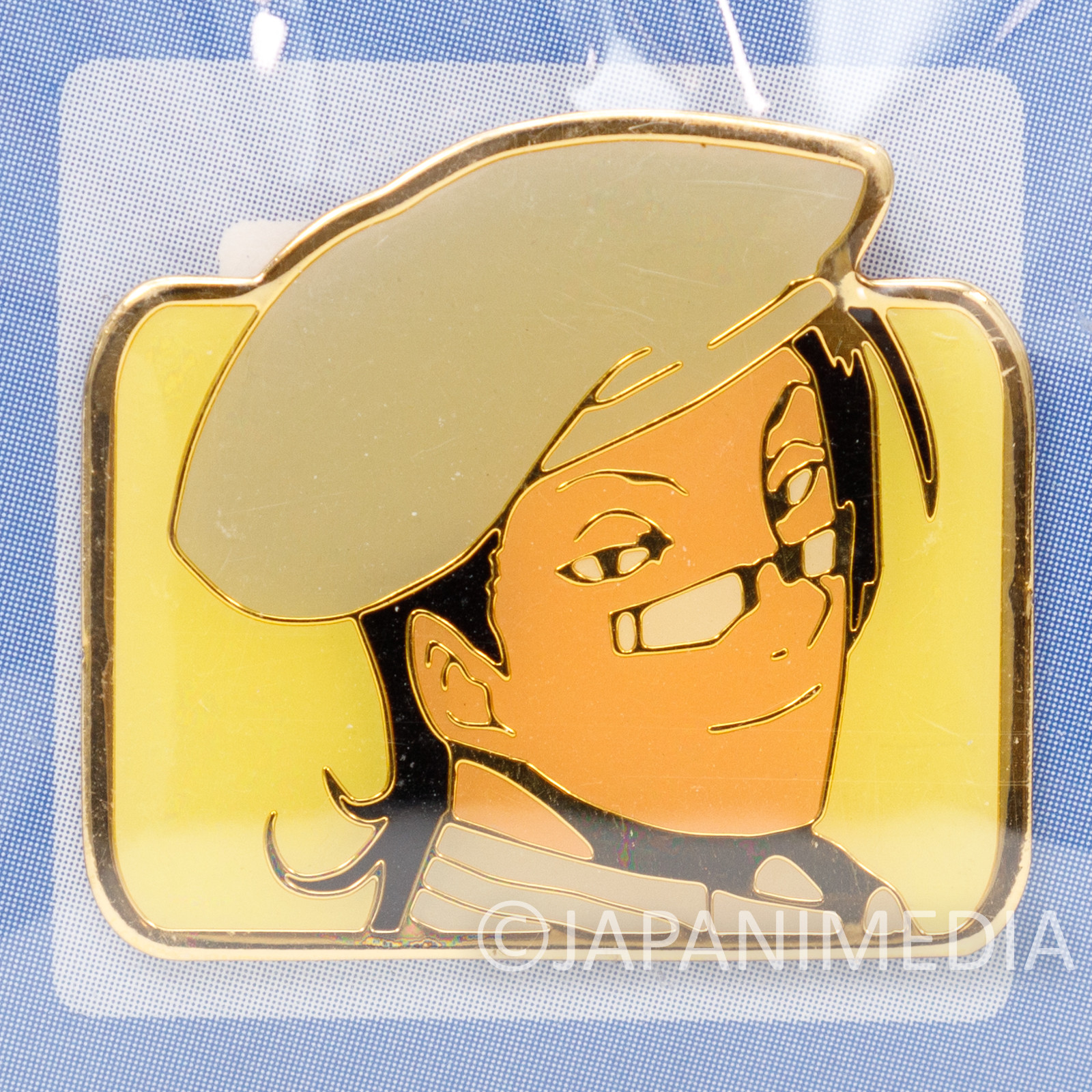 D.Gray-man Komui Lee Chief Officer Metal Pins JAPAN ANIME MANGA