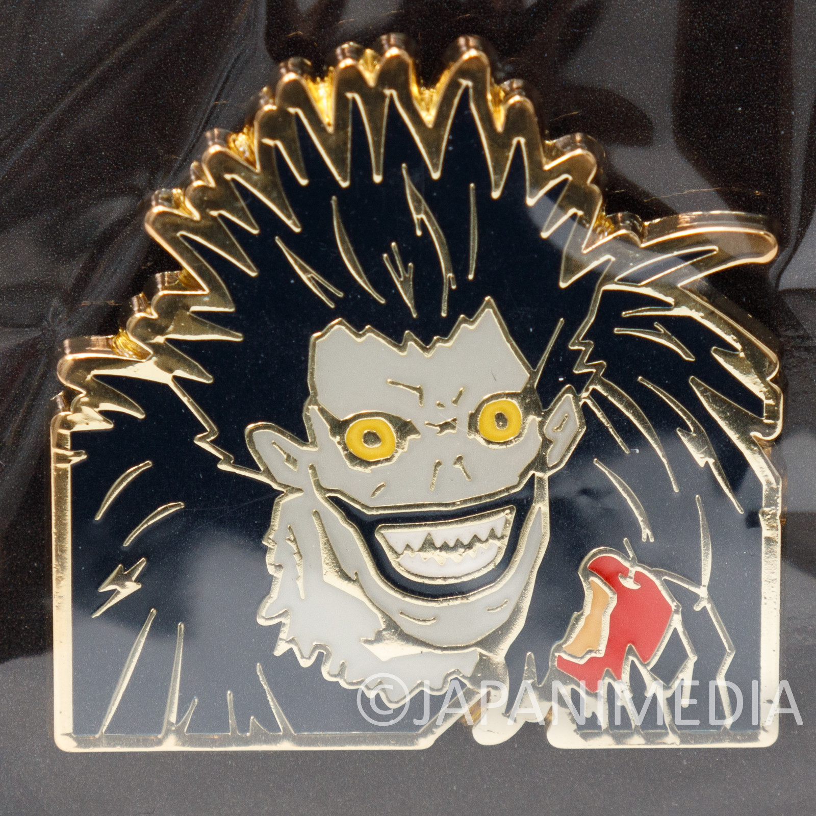 Death Note Ryuk Metal Pins JAPAN ANIME MANGA 2