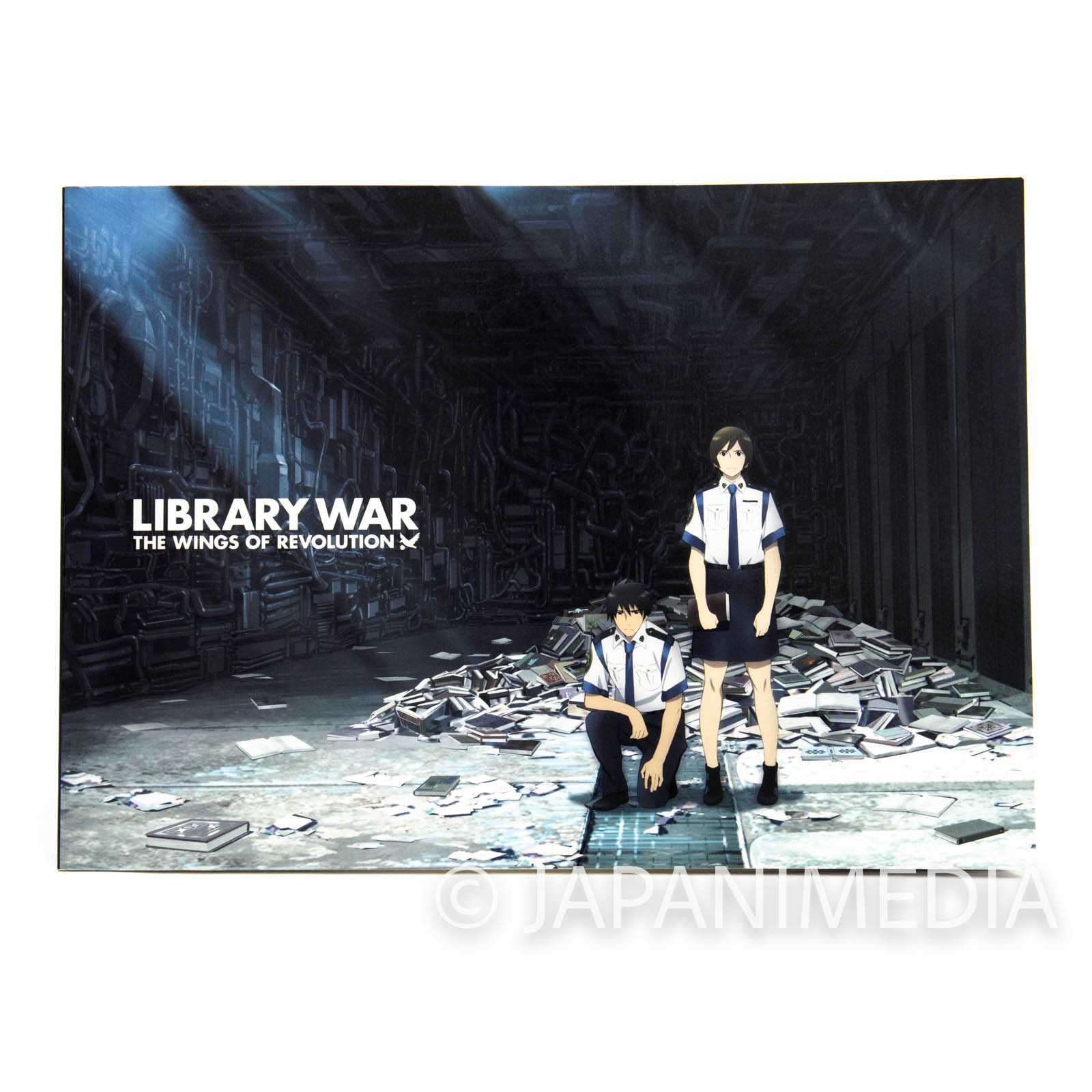 Library War: The Wings of Revolution Movie Program Book JAPAN MOVIE