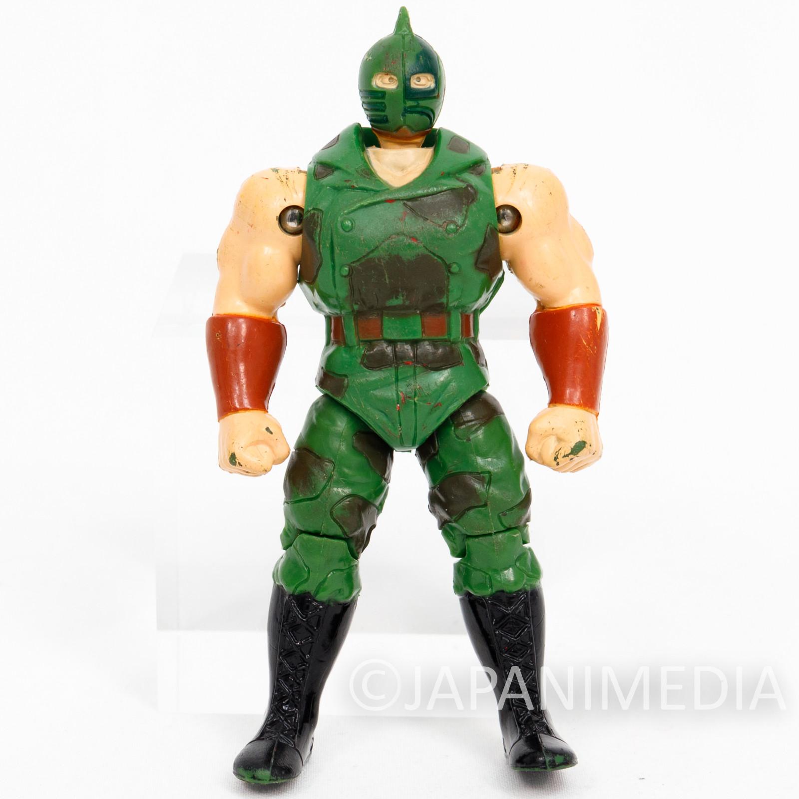 Kinnikuman Soldier man Figure Chojin Power Series BANDAI ULTIMATE MUSCLE 2