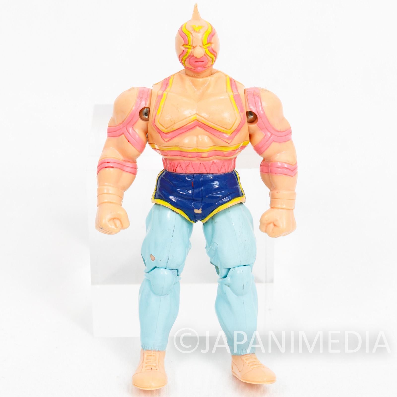 Kinnikuman Super Phoenix Figure Chojin Power Series BANDAI ULTIMATE MUSCLE 2
