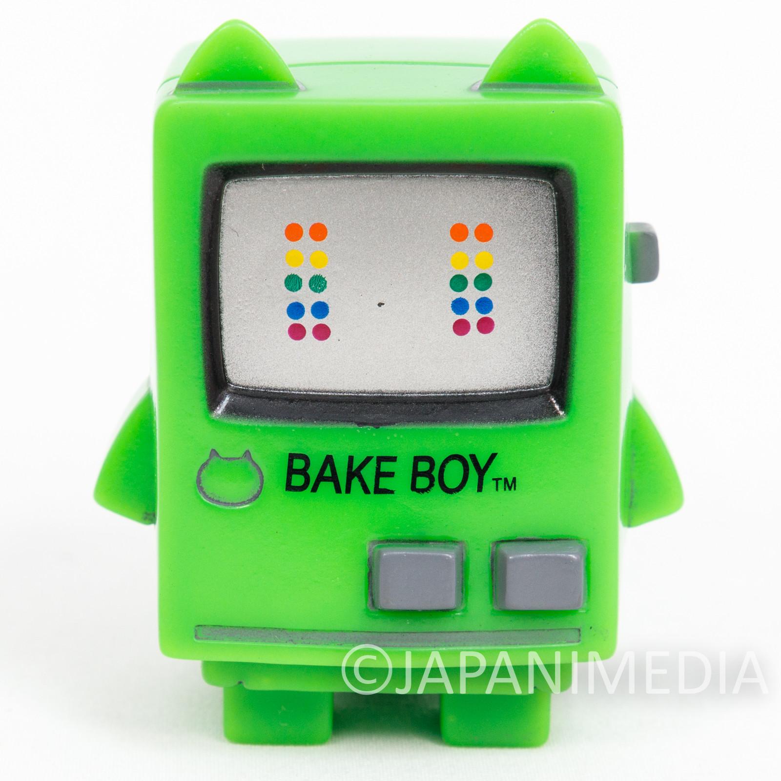 BAKETAN Green ver. Soft Vinyl Figure Medicom Toy VAG Series JAPAN