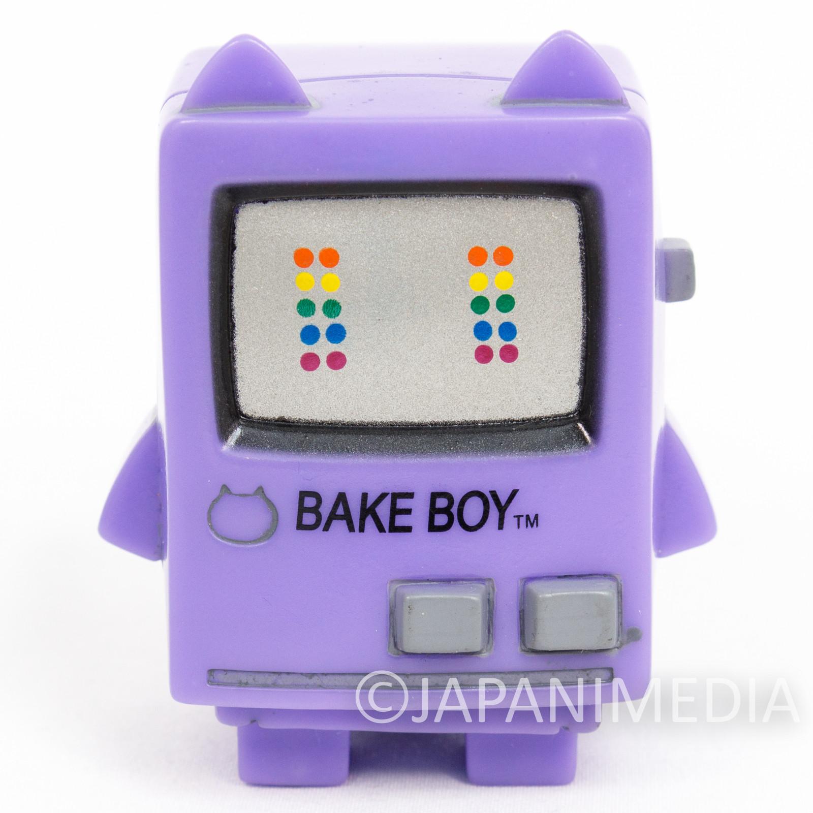 BAKETAN Purple ver. Soft Vinyl Figure Medicom Toy VAG Series JAPAN