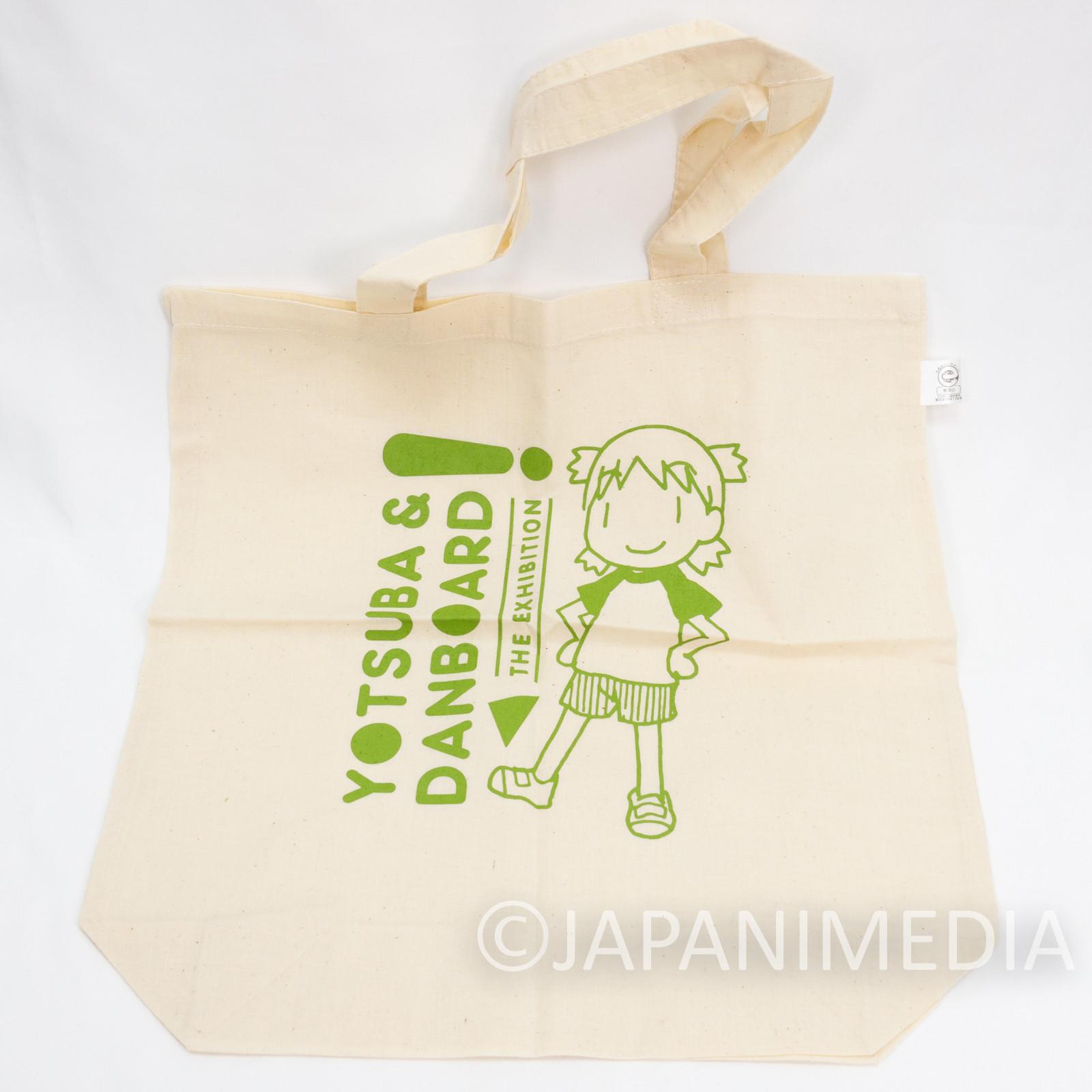 Yotsuba& Yotsuba Tote Bag Danboard Exhibition Limited JAPAN ANIME MANGA