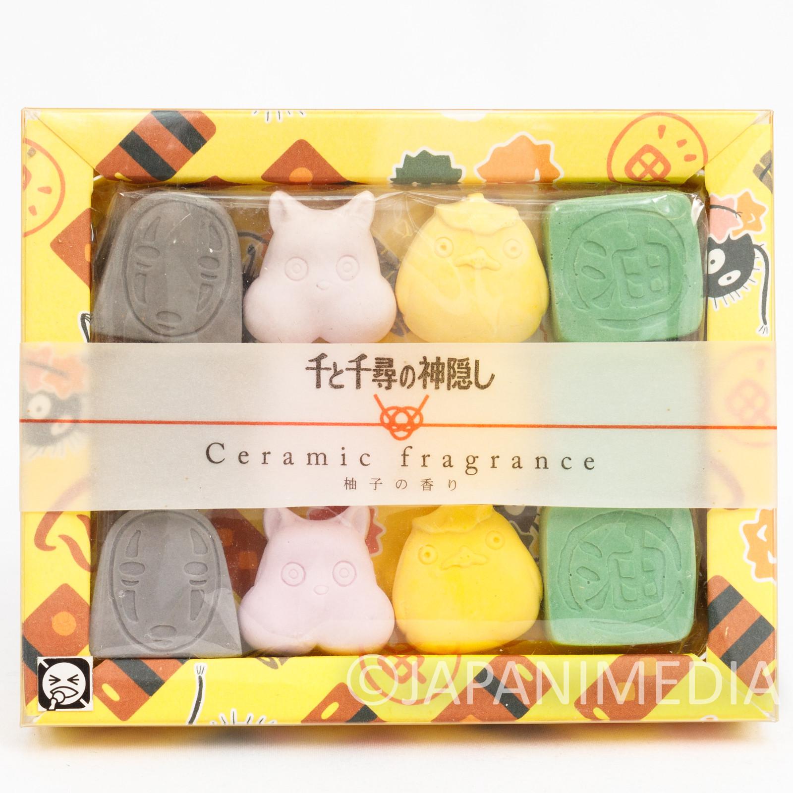 Spirited Away Ceramic Fragrance Ghibli JAPAN ANIME MANGA