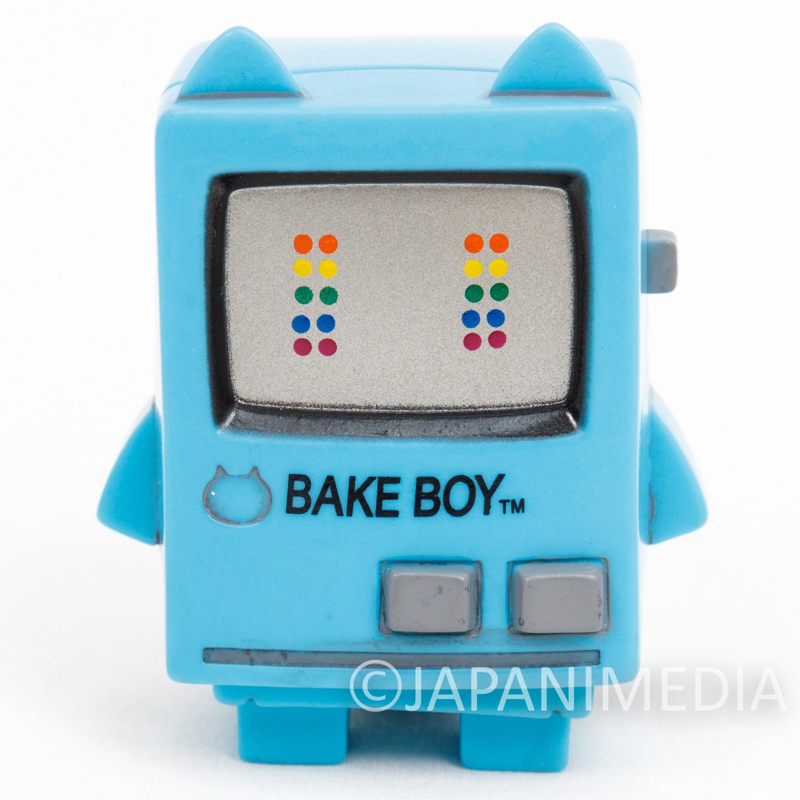 BAKETAN Blue ver. Soft Vinyl Figure Medicom Toy VAG Series JAPAN