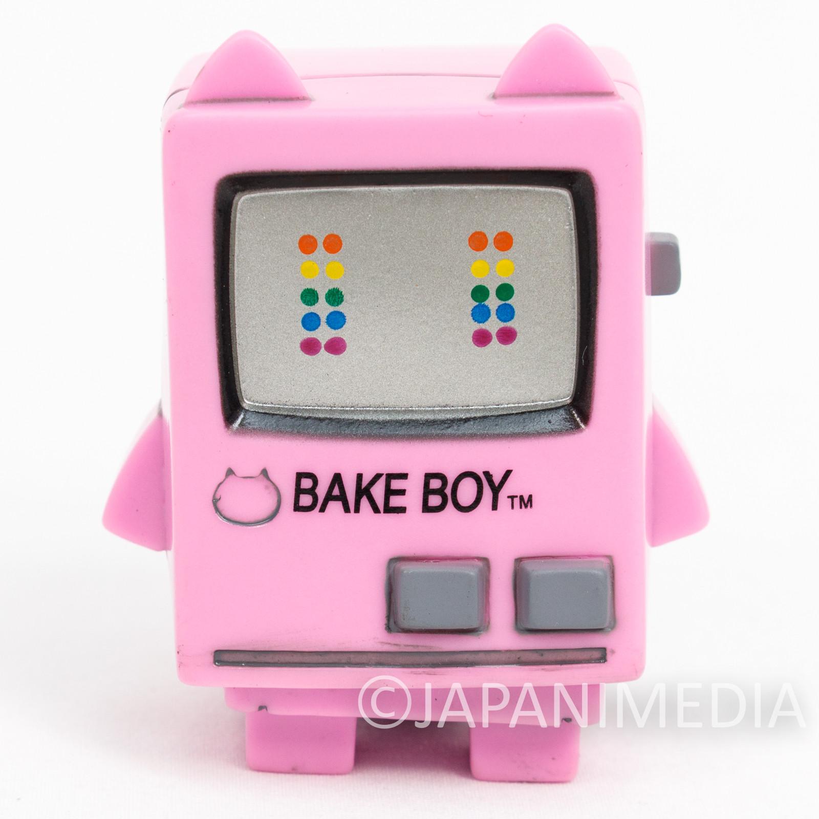 BAKETAN Pink ver. Soft Vinyl Figure Medicom Toy VAG Series JAPAN