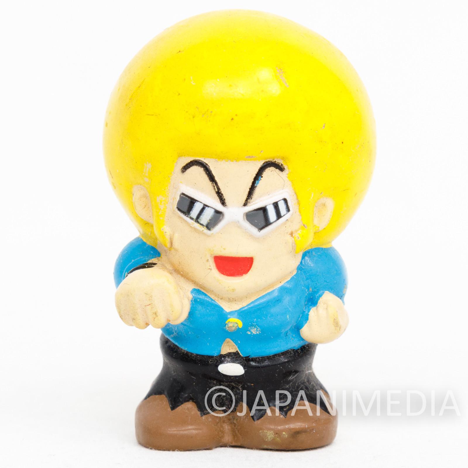 Bobobo-bo Bo-bobo #1 Soft Vinyl Figure Finger Puppet Shonen Jump JAPAN ANIME