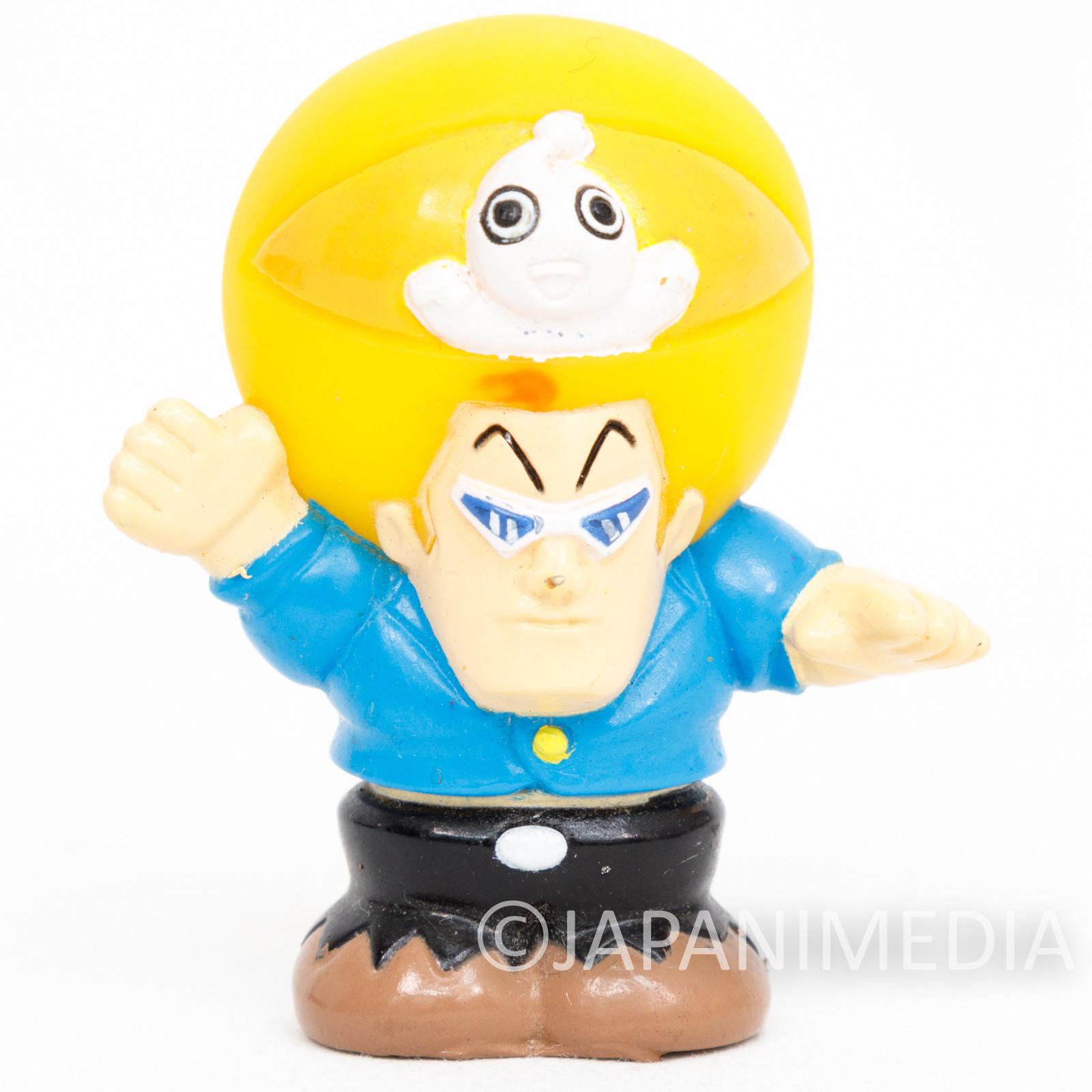 Bobobo-bo Bo-bobo #2 Soft Vinyl Figure Finger Puppet Shonen Jump JAPAN ANIME