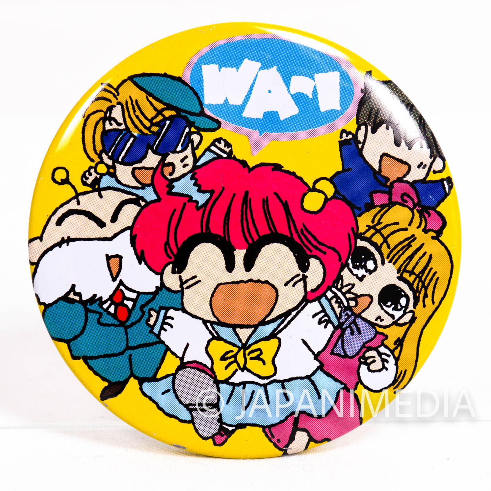 RARE! Goldfish Warning! Button Badge #6 JAPAN ANIME MANGA