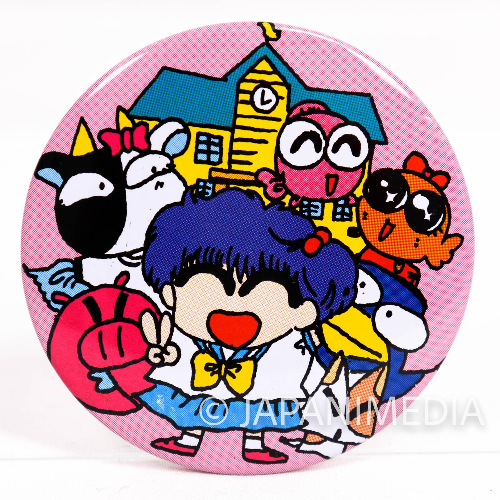 RARE! Goldfish Warning! Button Badge #5 JAPAN ANIME MANGA