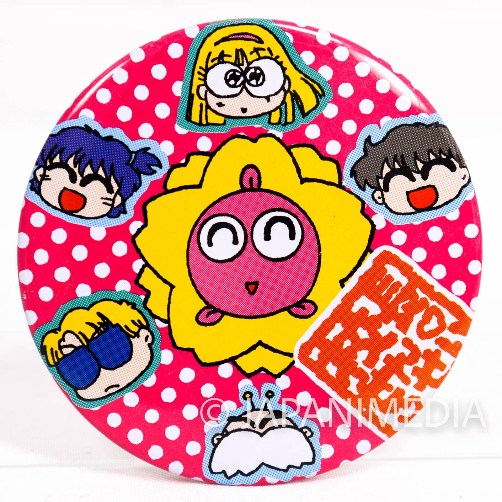 RARE! Goldfish Warning! Button Badge #4 JAPAN ANIME MANGA