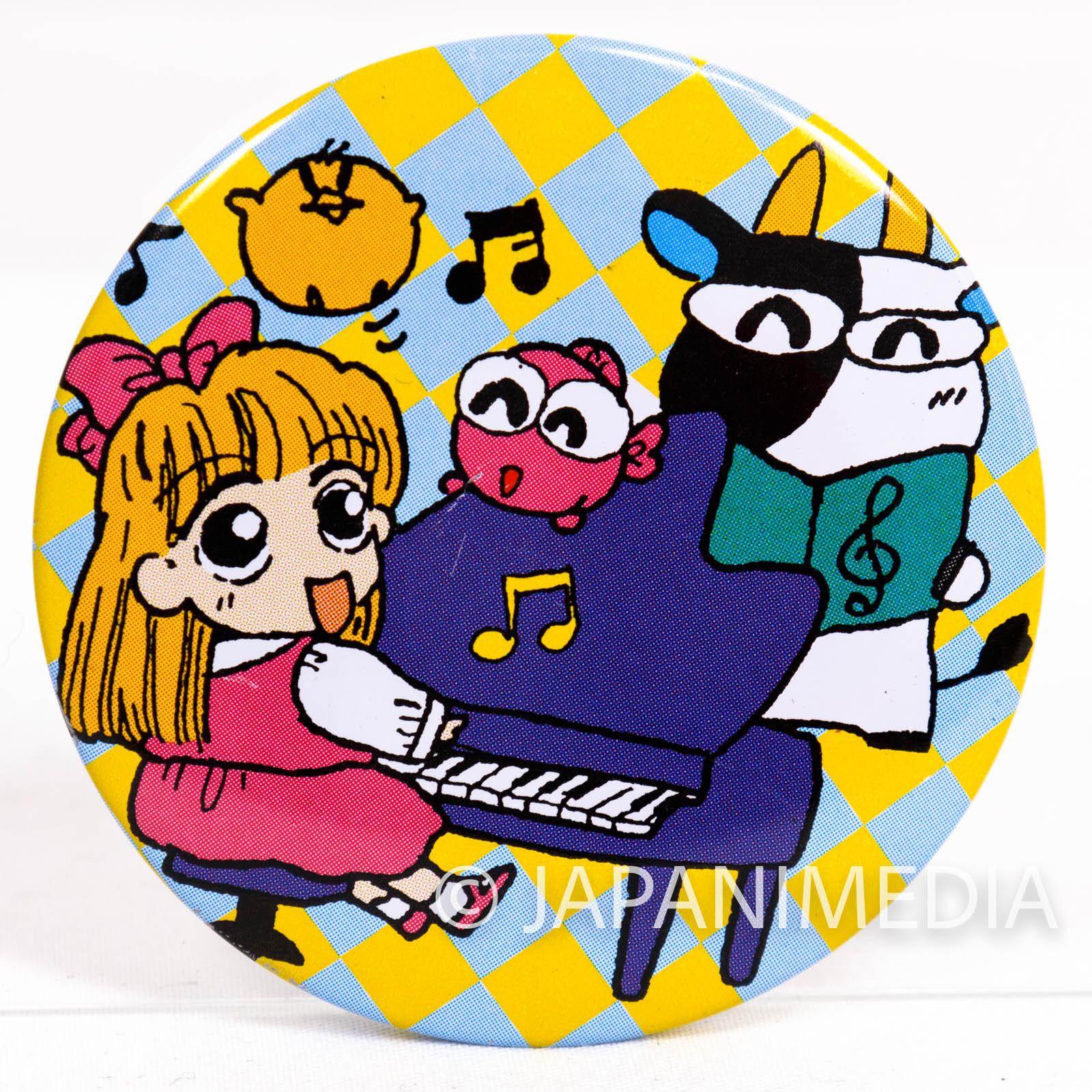 RARE! Goldfish Warning! Button Badge #3 JAPAN ANIME MANGA