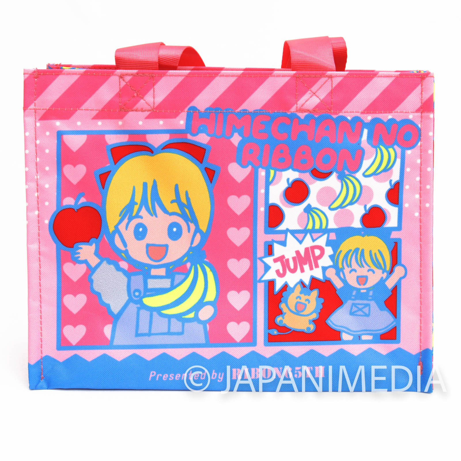 Hime-chan's Ribbon Ribon 65th Anniversary Bag JAPAN MANGA