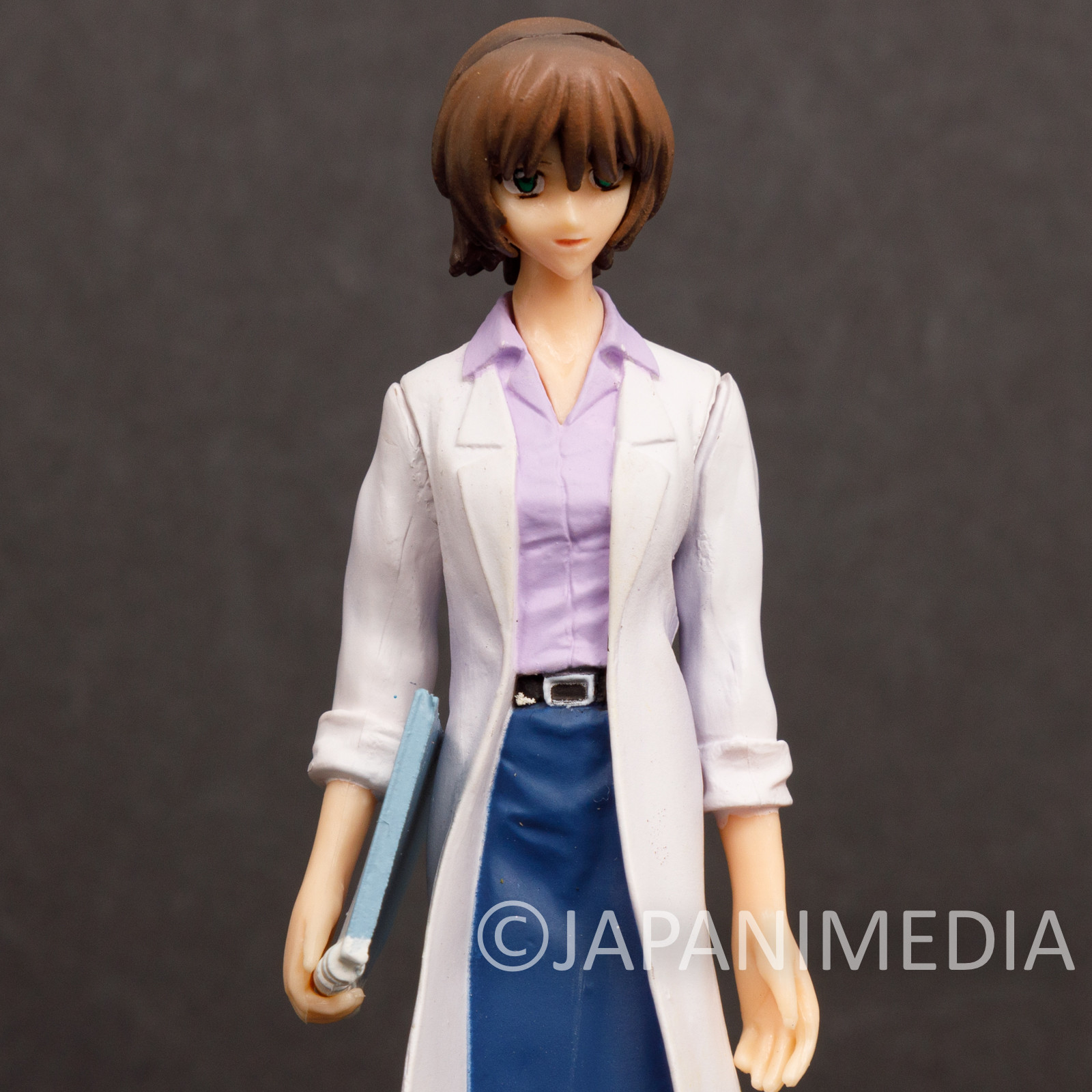 Evangelion Yui Ikari Mini Figure BANDAI JAPAN ANIME