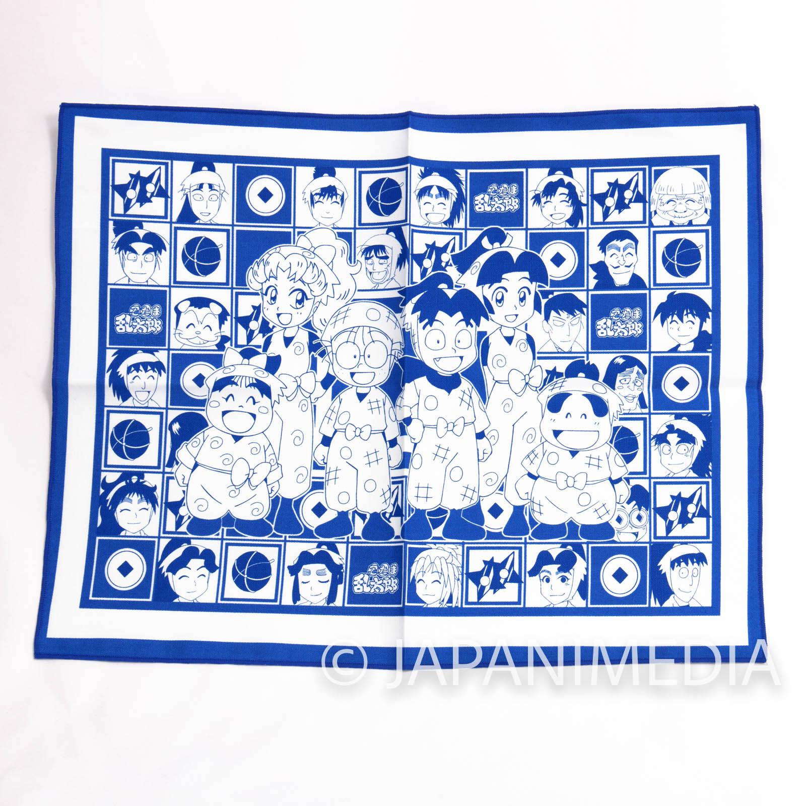 Nintama Rantarou Place mat JAPAN ANIME