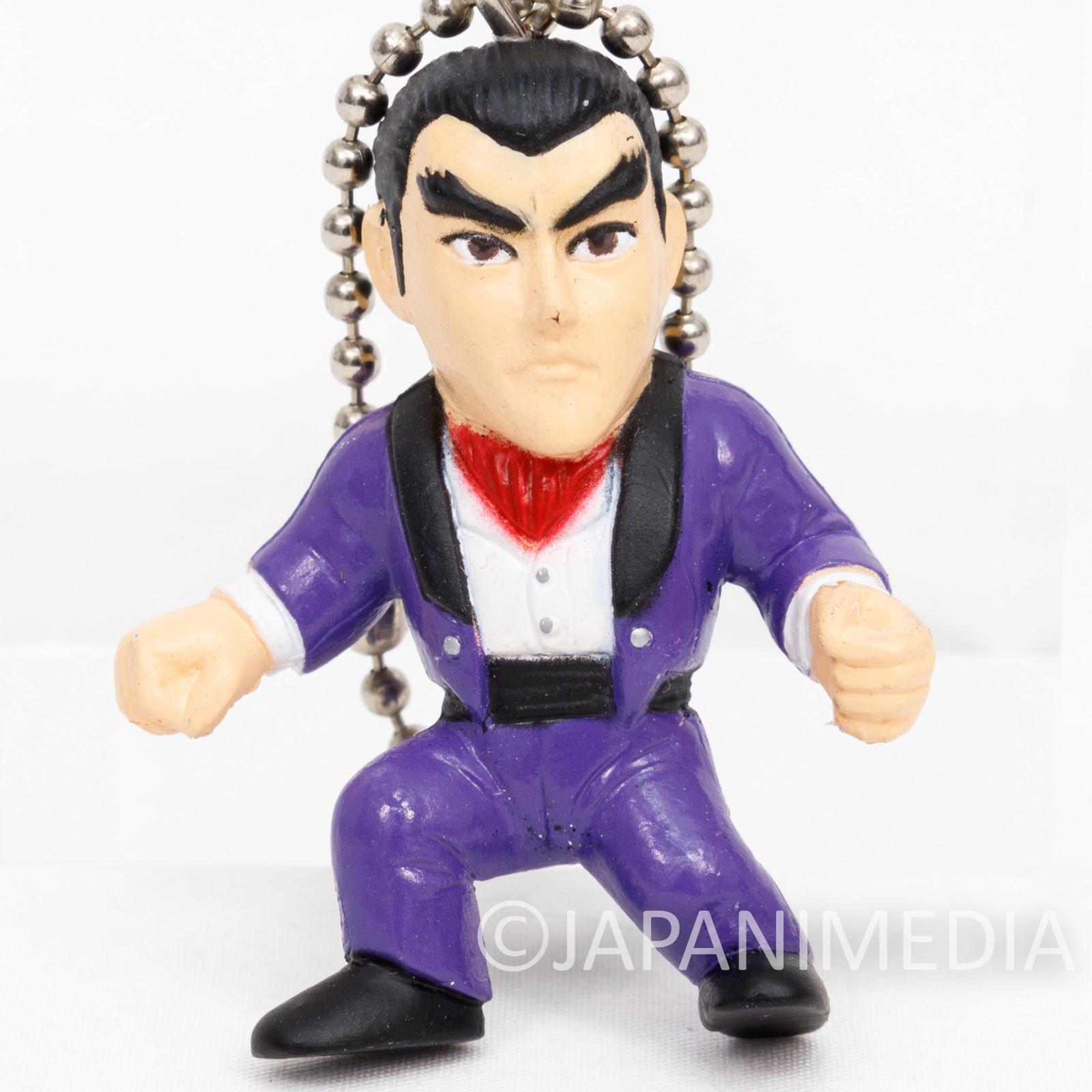 Tekken Kazuya Mishima Figure Ballchain Namco JAPAN GAME 2