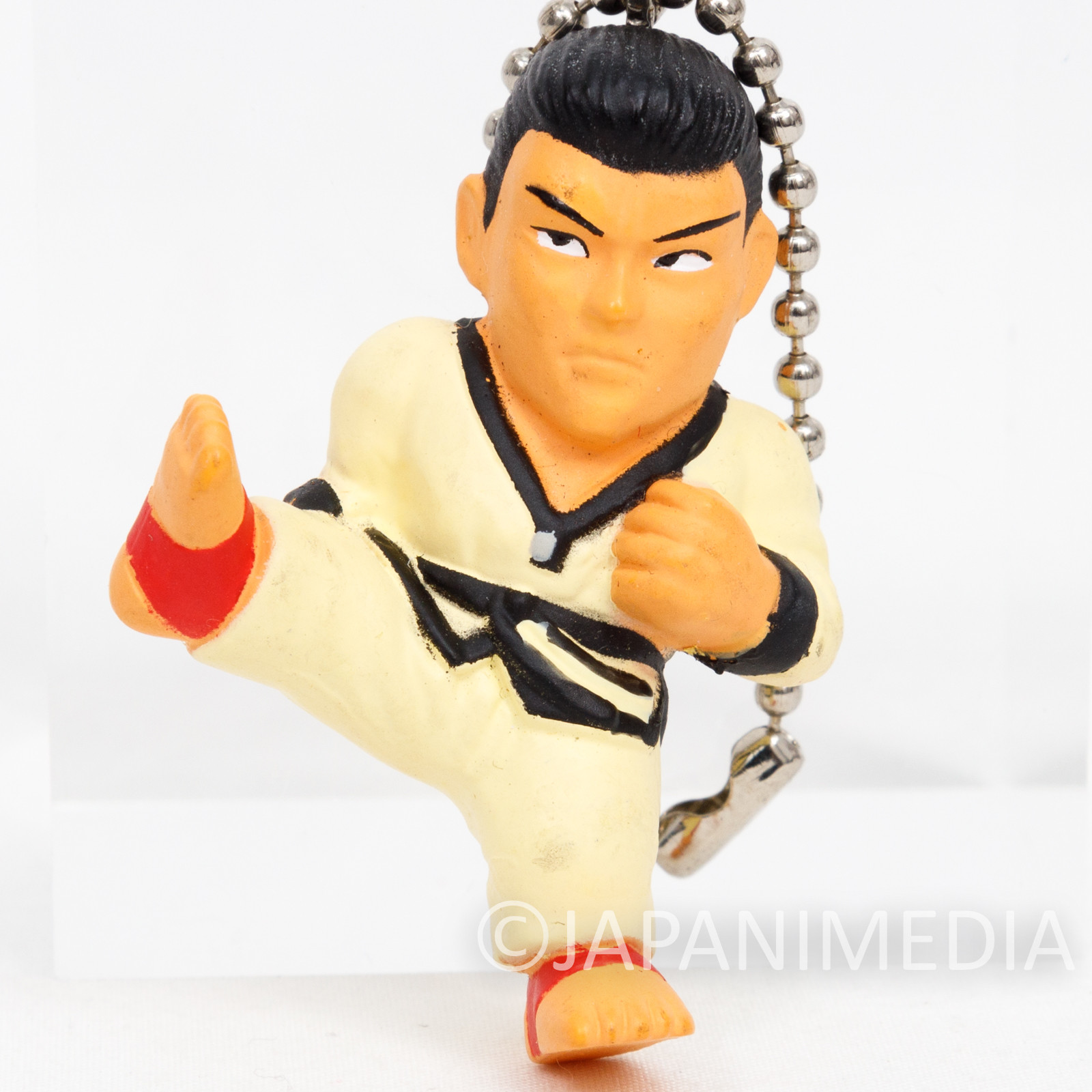 Tekken Baek Doo San Figure Ballchain Namco JAPAN GAME