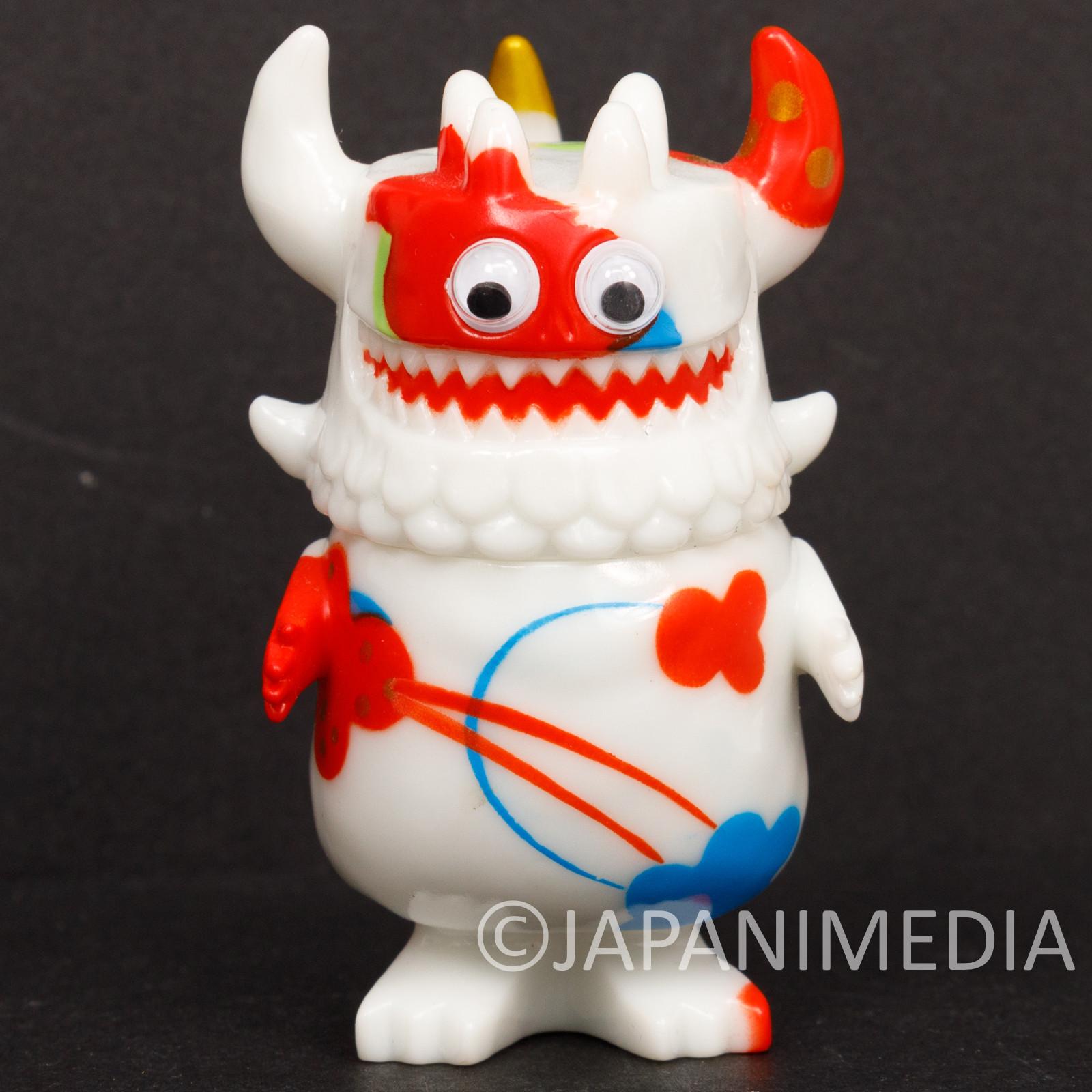 Rangeas Soft Vinyl Figure Medicom Toy VAG Series JAPAN 1