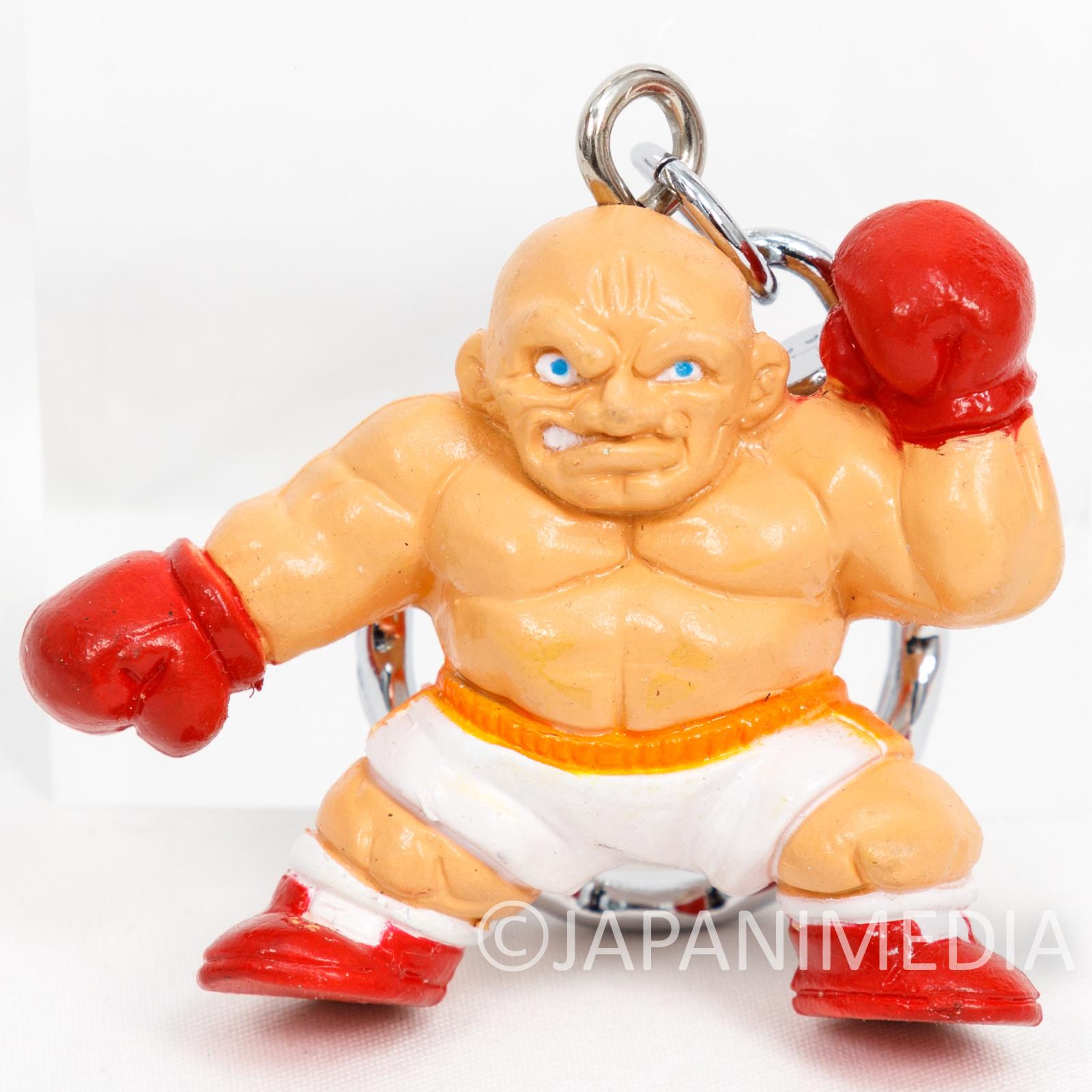 KOF King of Fighters Fatal Fury Axel Hawk Figure Keychain JAPAN SNK