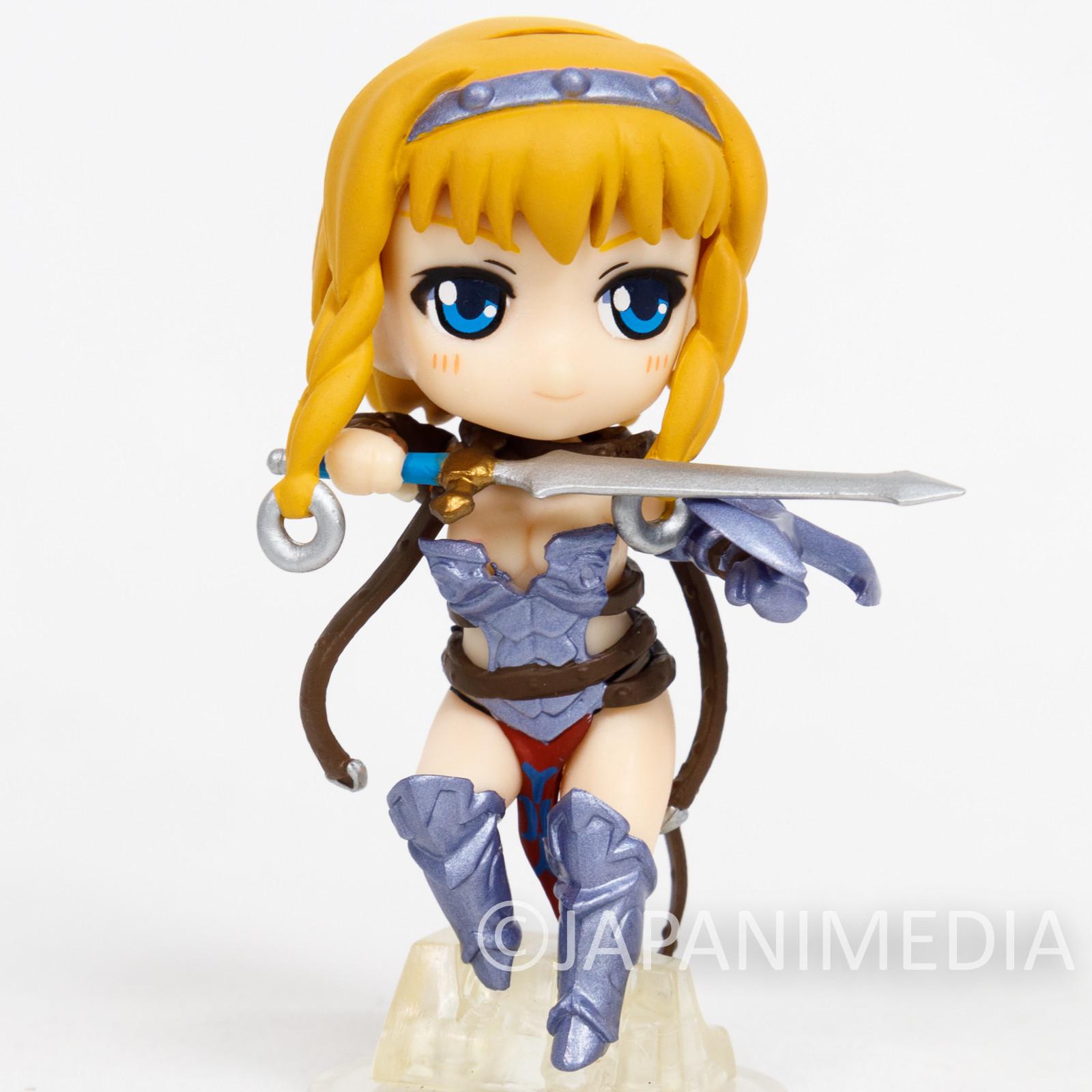 Queen's Blade Leina Vance Mini Figure Collection Hobby Japan