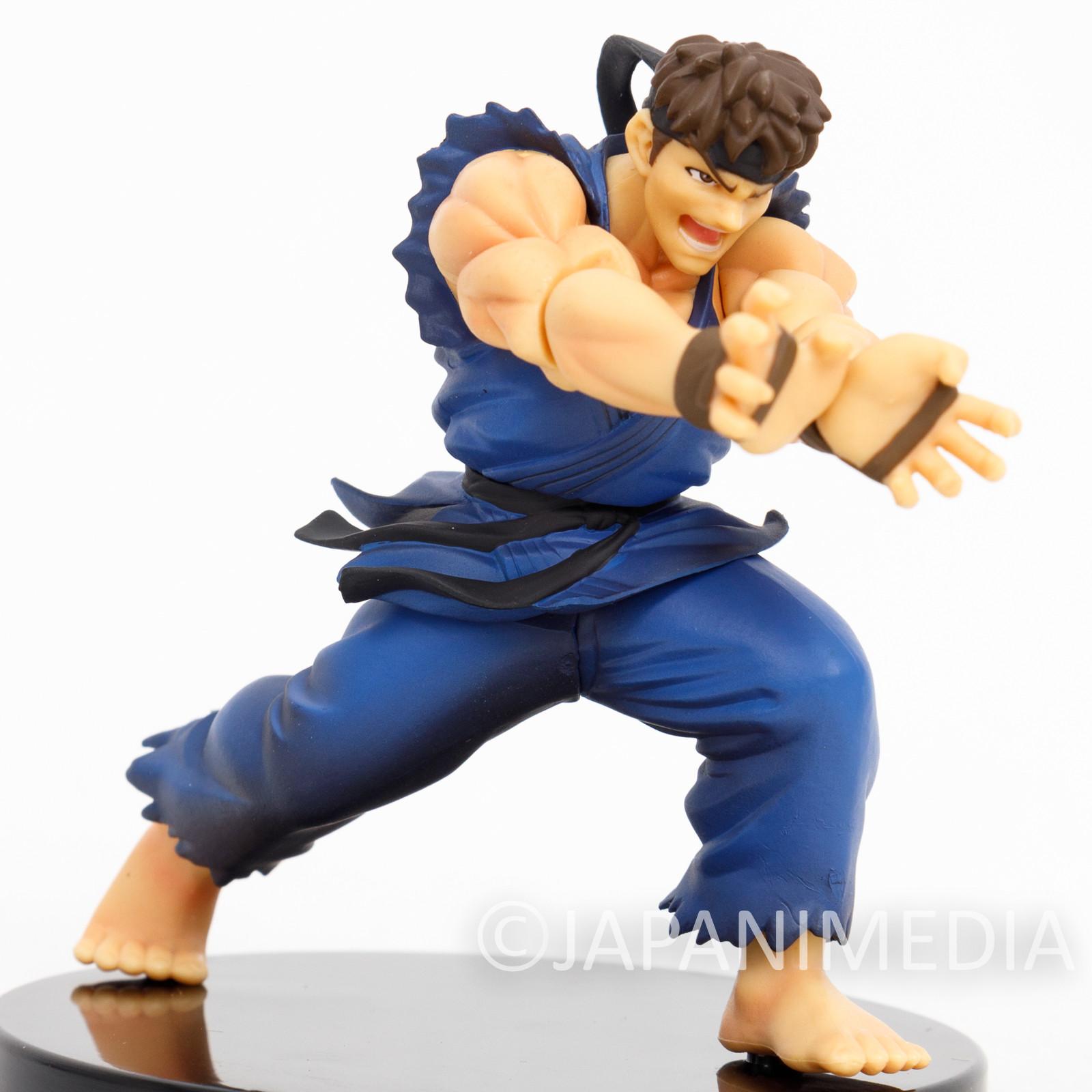 Street Fighter 2 Ryu 2P Color Figure Capcom Fighting Jam Max Factory