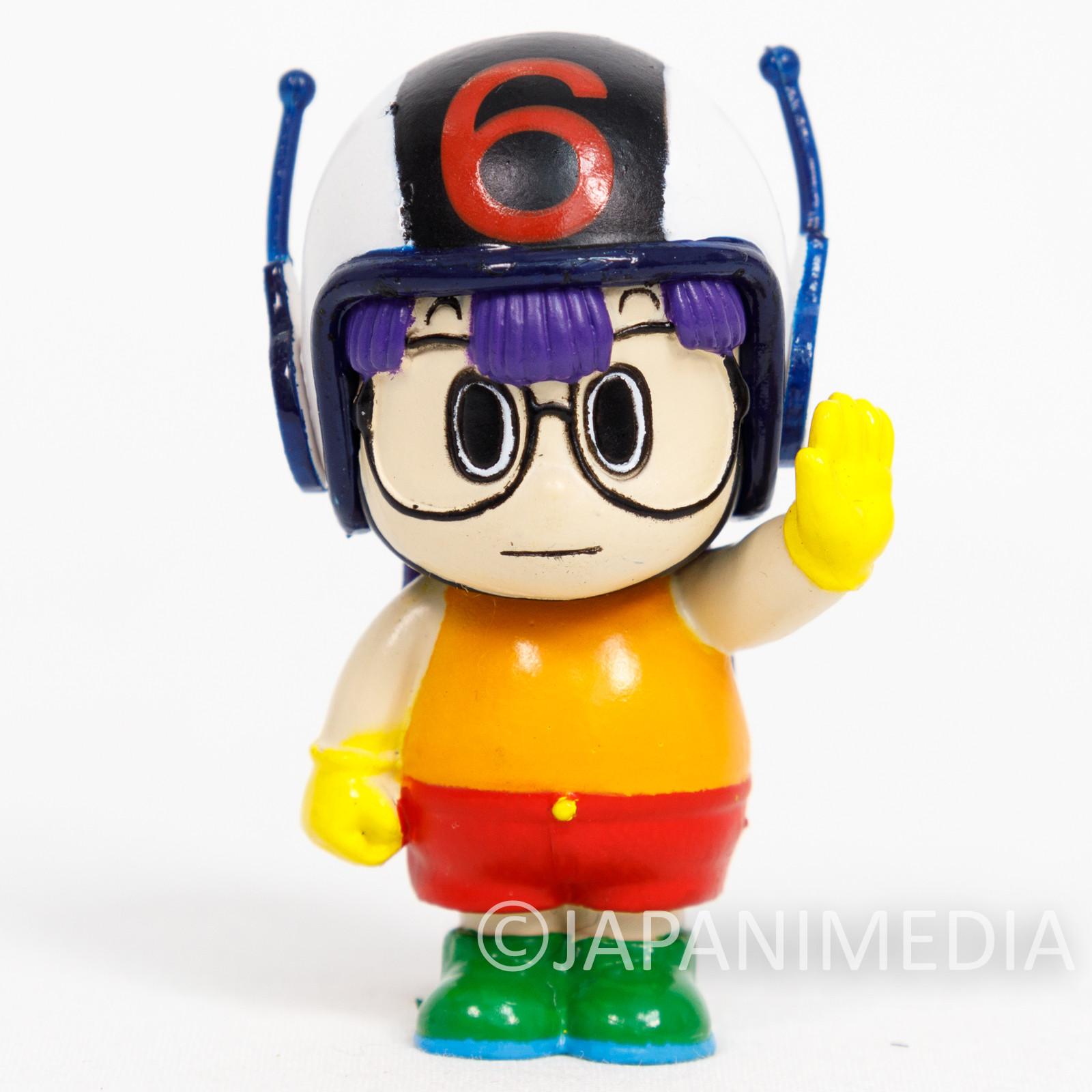 RARE! Dr. Slump Arale Chan Caramel Man No.6 Mini Figure Organic