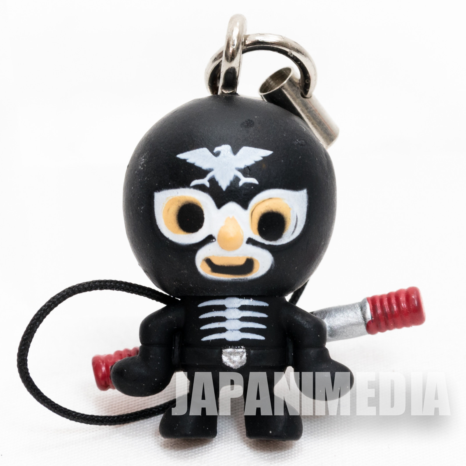 Masked Rider Combatman x Panson Works Figure Strap Shotaro Ishinomori Characters