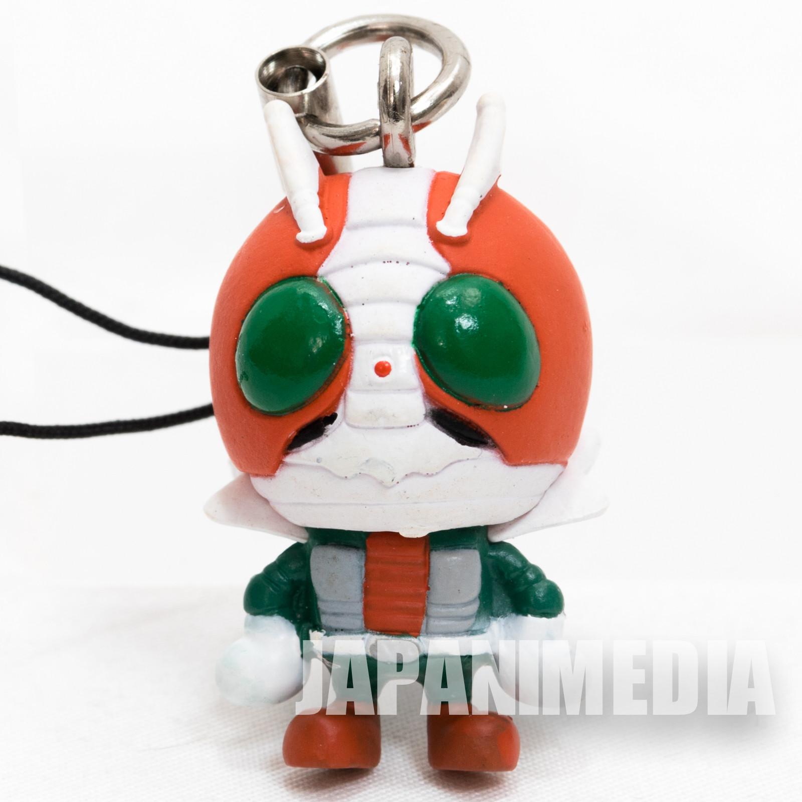 Masked Kamen Rider V3 x Panson Works Figure Strap Shotaro Ishinomori Characters
