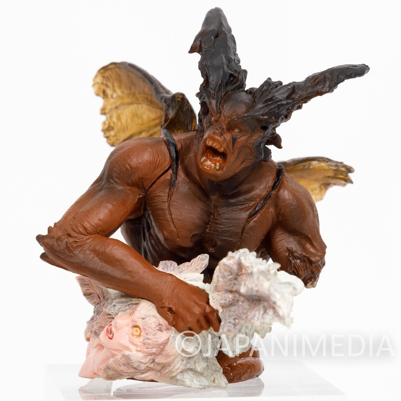 Devilman Art Collection Bust Figure Series Kenji Ando JAPAN ANIME NAGAI GO 2
