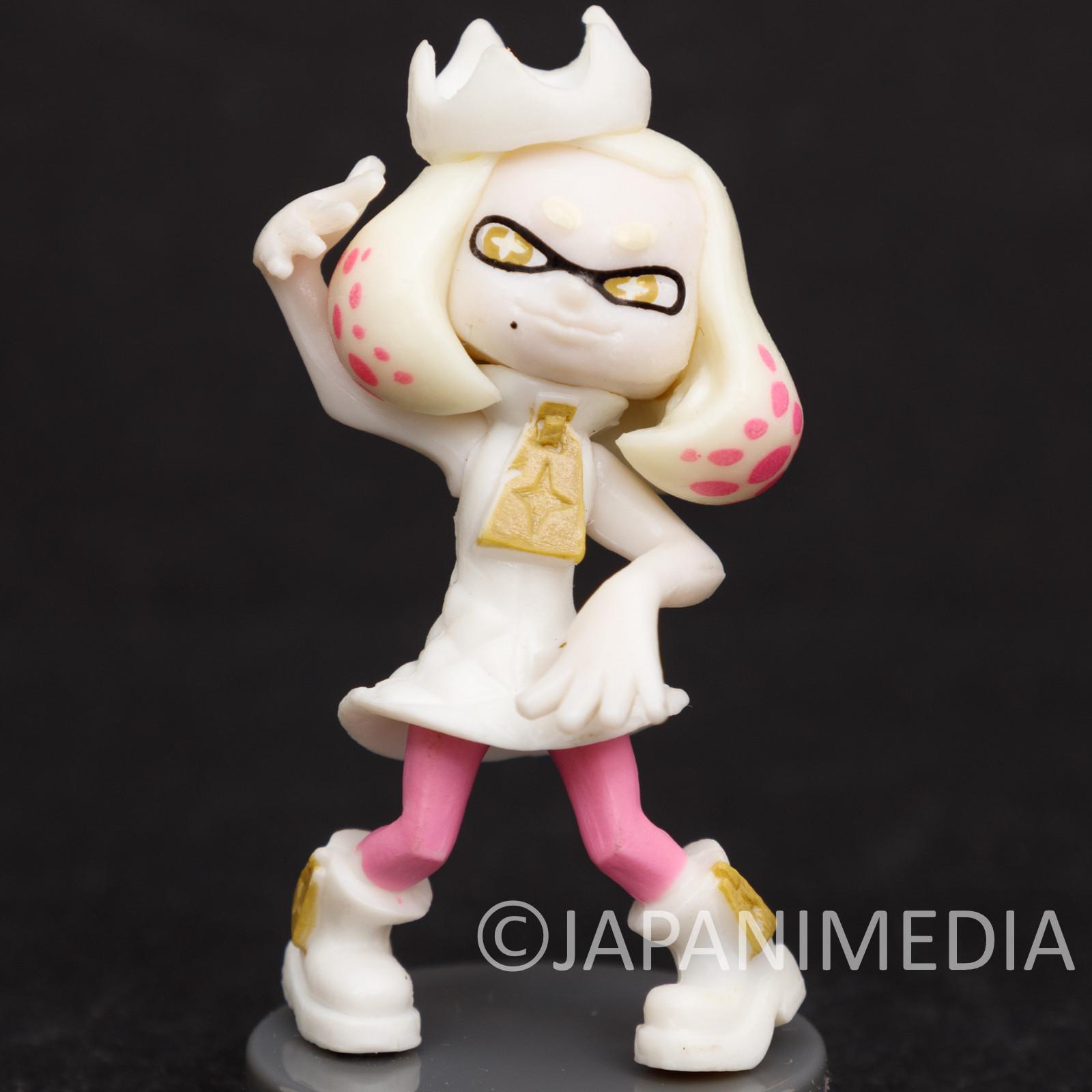 Splatoon 2 Off the Hook Pearl Choco-egg Mini Figure JAPAN SWITCH