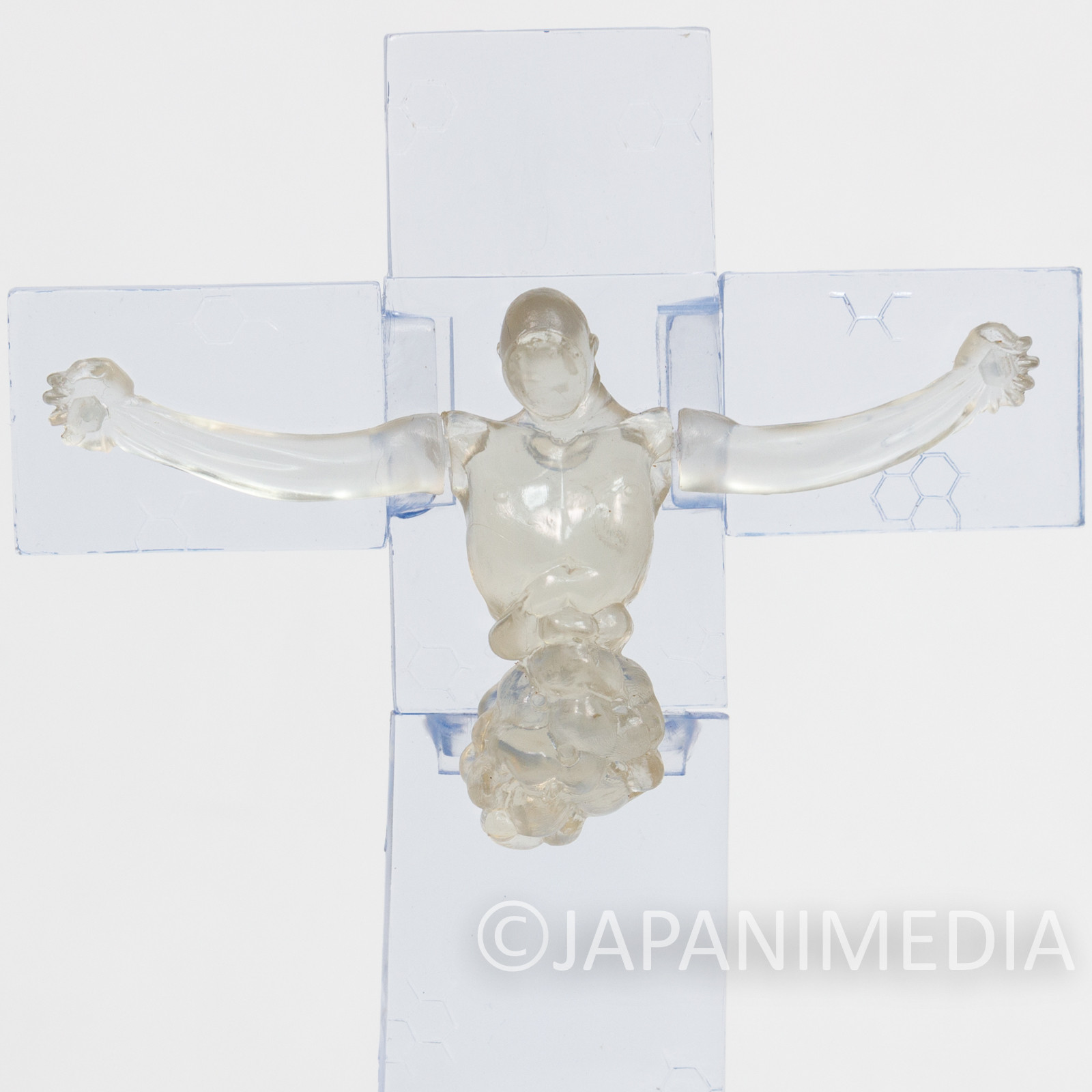 RARE! Evangelion Angel Shito Adam ( Lilith ) Small Figure in Capsule Clear ver.