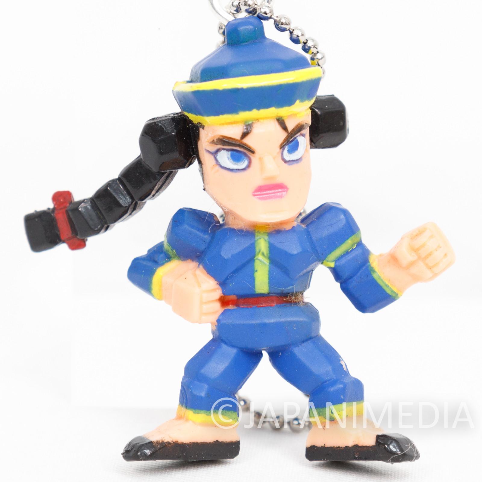 Virtua Fighter Pai Chan Mini Figure Ballchain JAPAN GAME