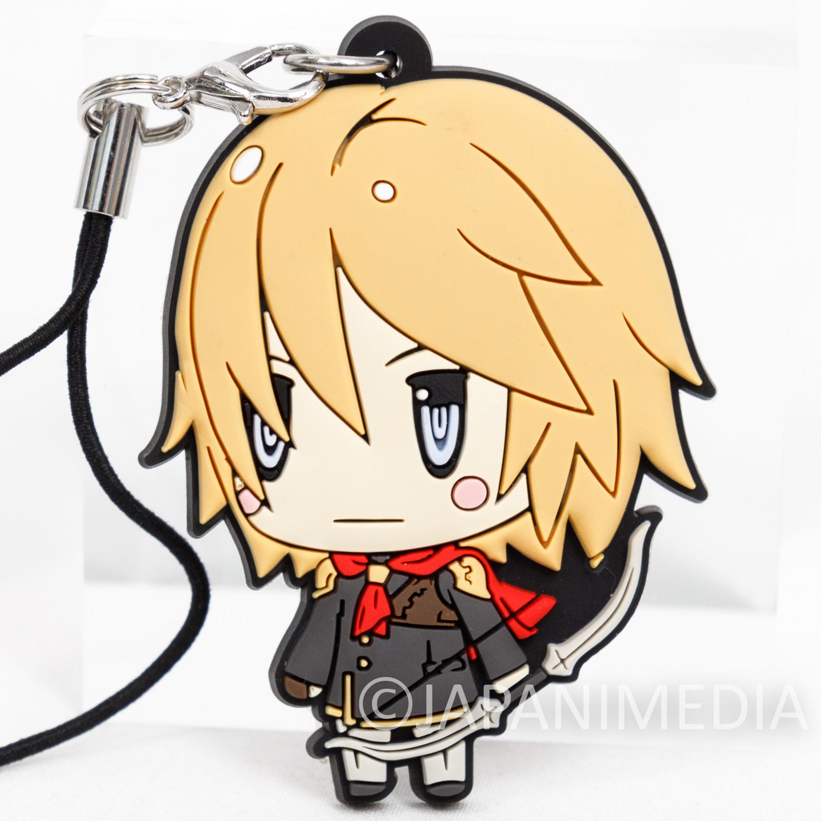 Final Fantasy Trey Mascot Rubber Strap JAPAN SQUARE ENIX